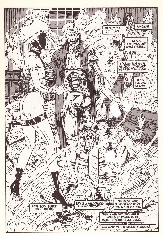 XXX Women graphic novel review