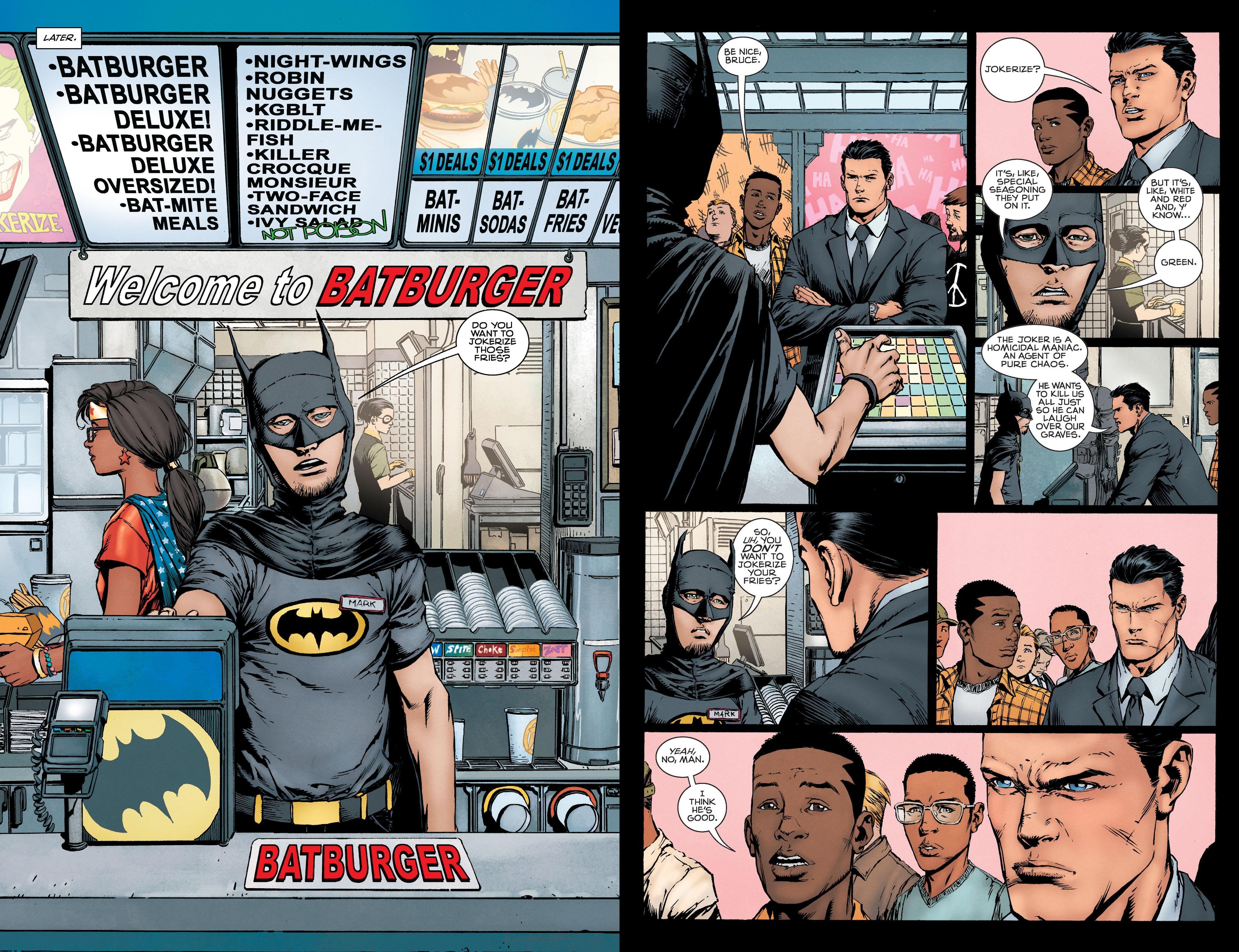 Batman - I Am Bane V3 i review