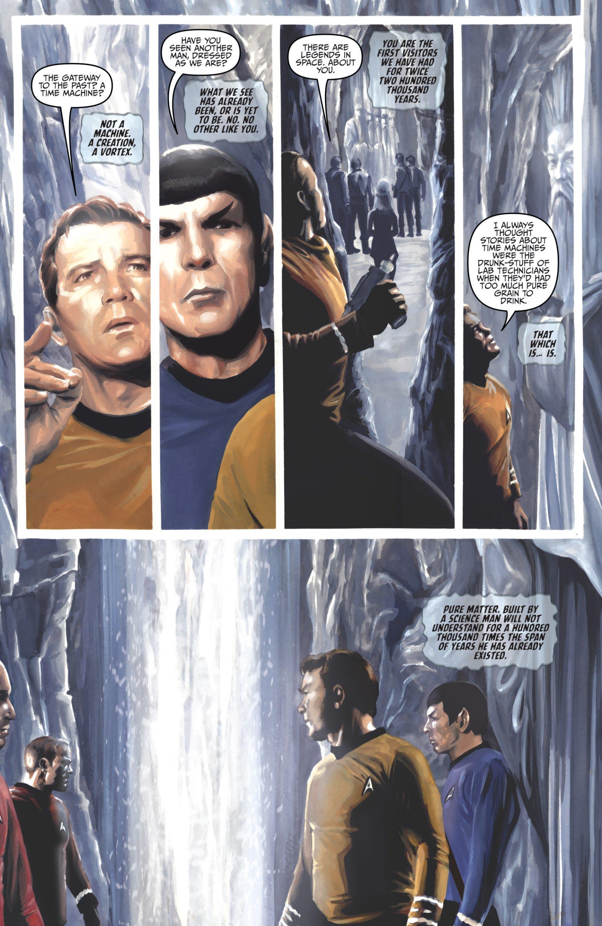 Star Trek - City on the Edge of Forever review