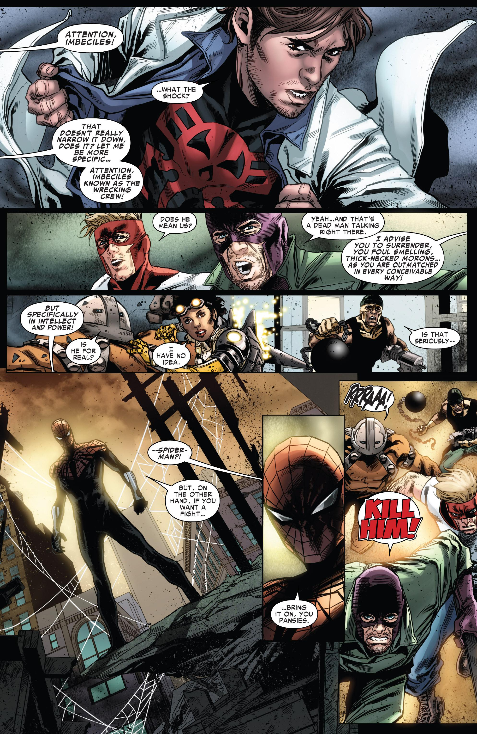 Superior Spider-Man Team-up - Superior Six review
