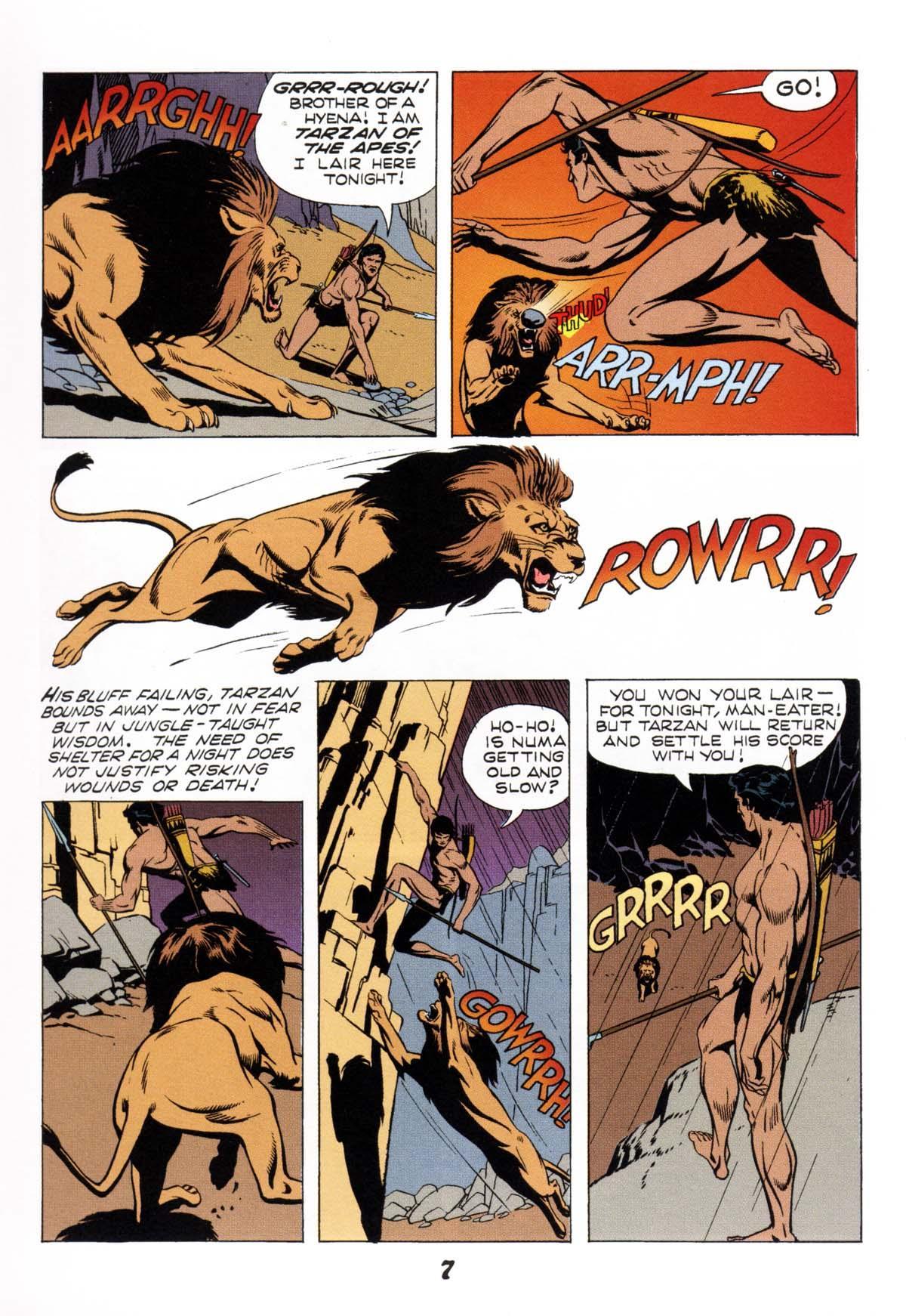 Tarzan the Untamed review