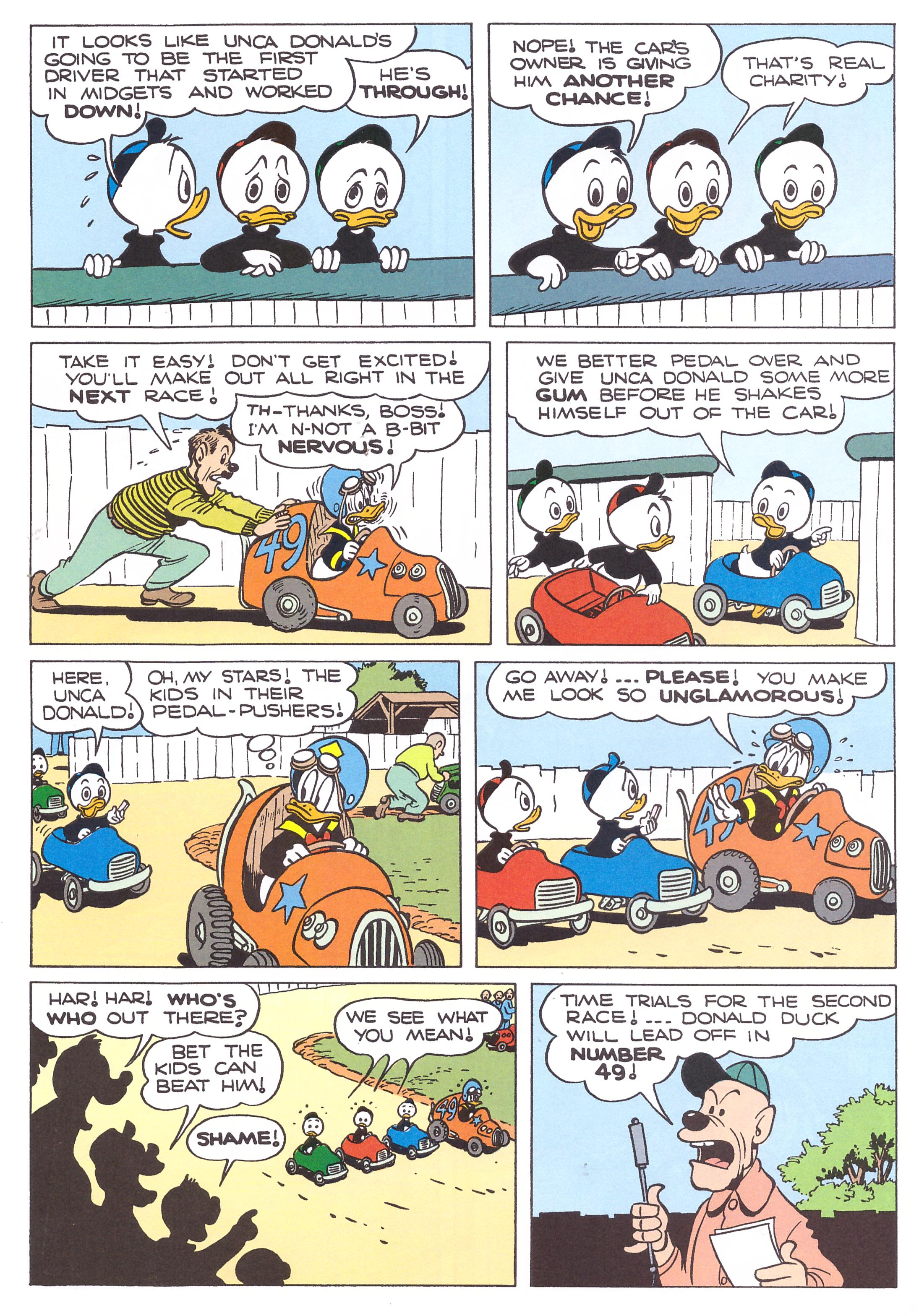 Walt Disney's Comcs and Stories by Carl Barks 26 review