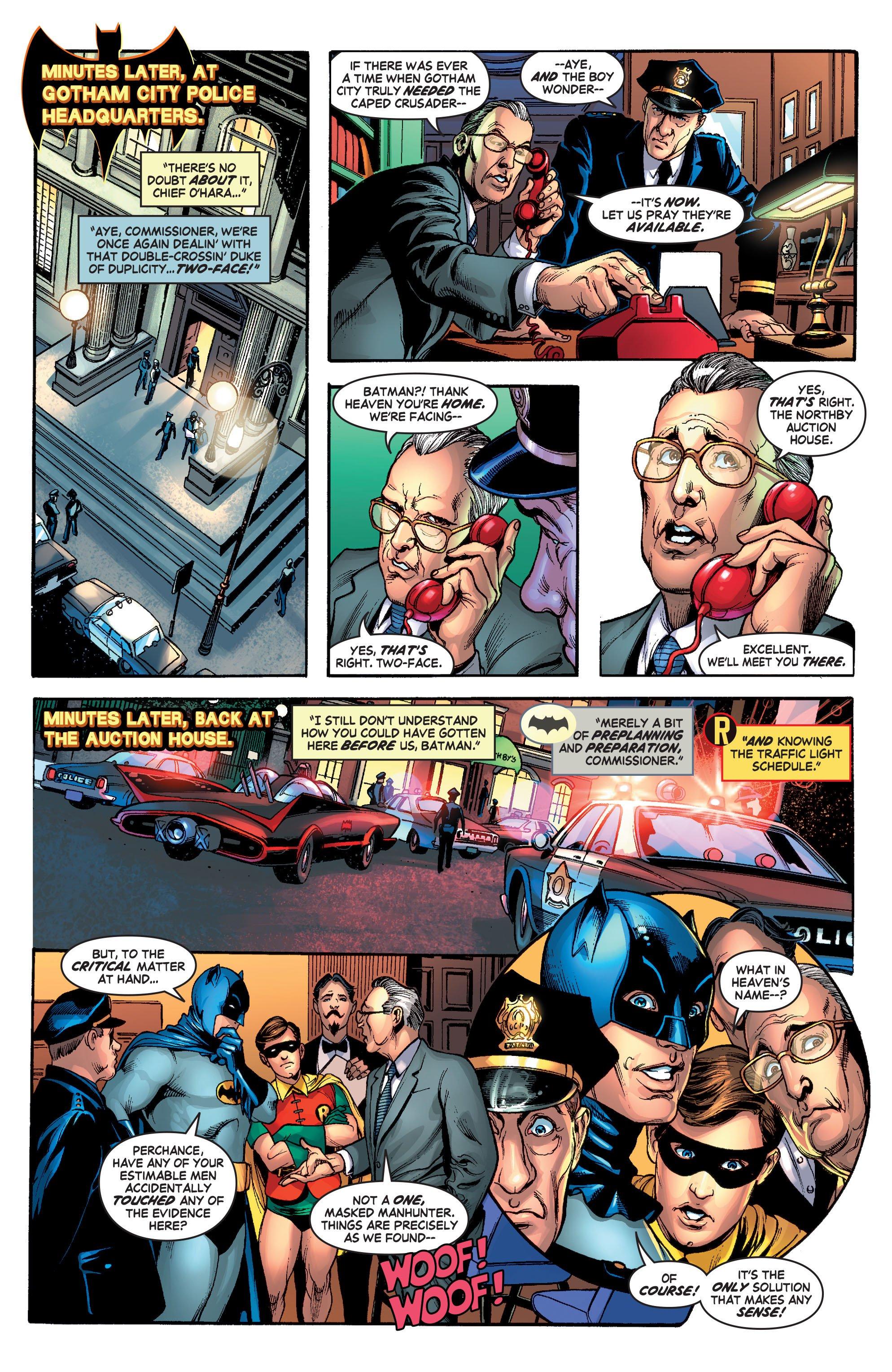 Batman '66 Omnibus review
