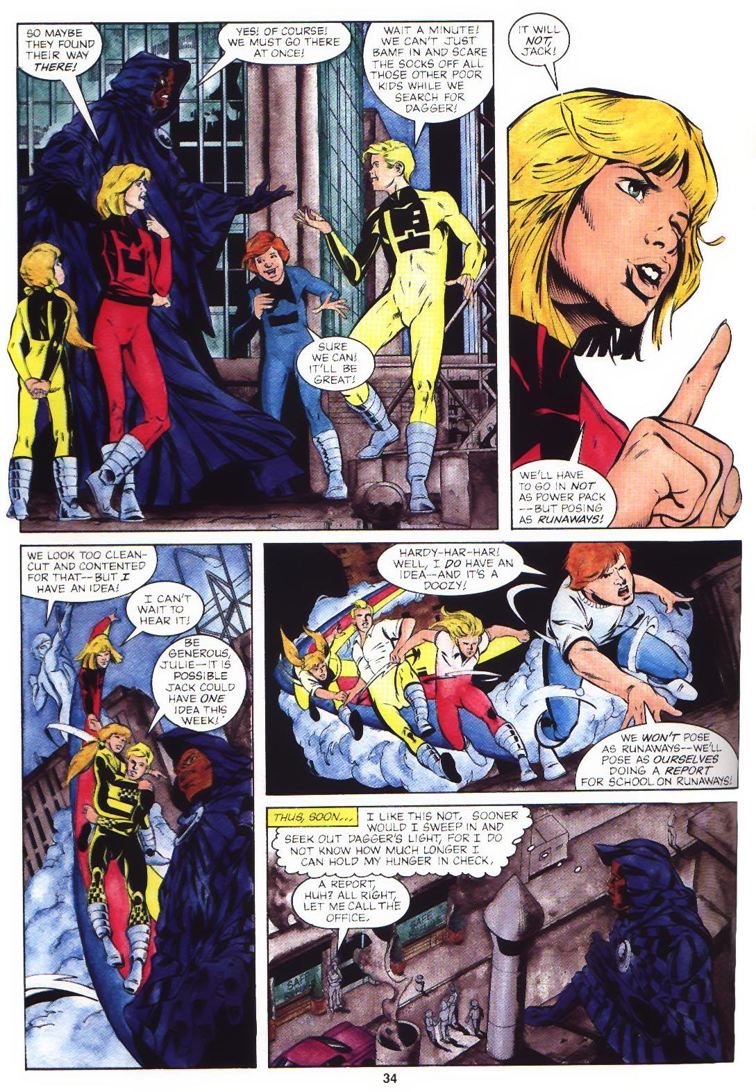 Power Pack and Cloak & Dagger Shelter From the Storm review