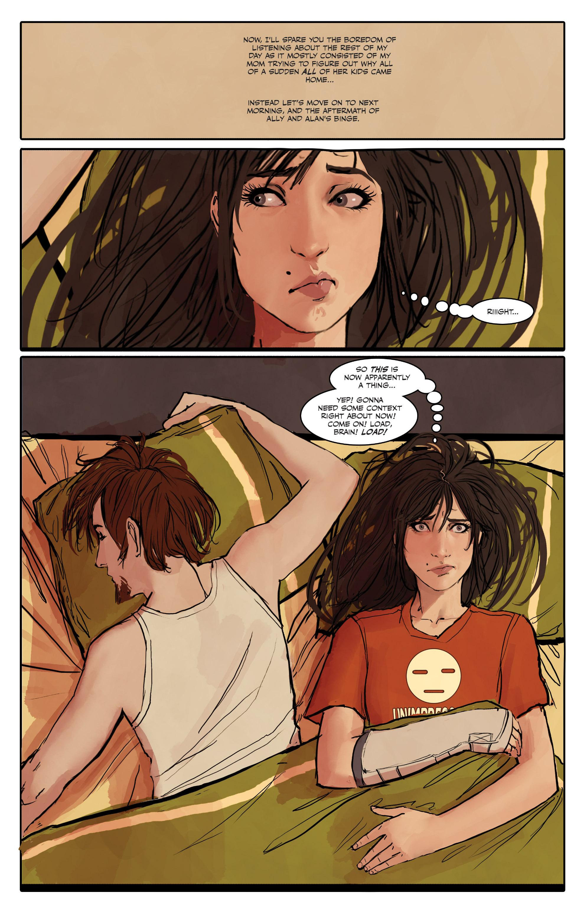 Sunstone Book 2 review