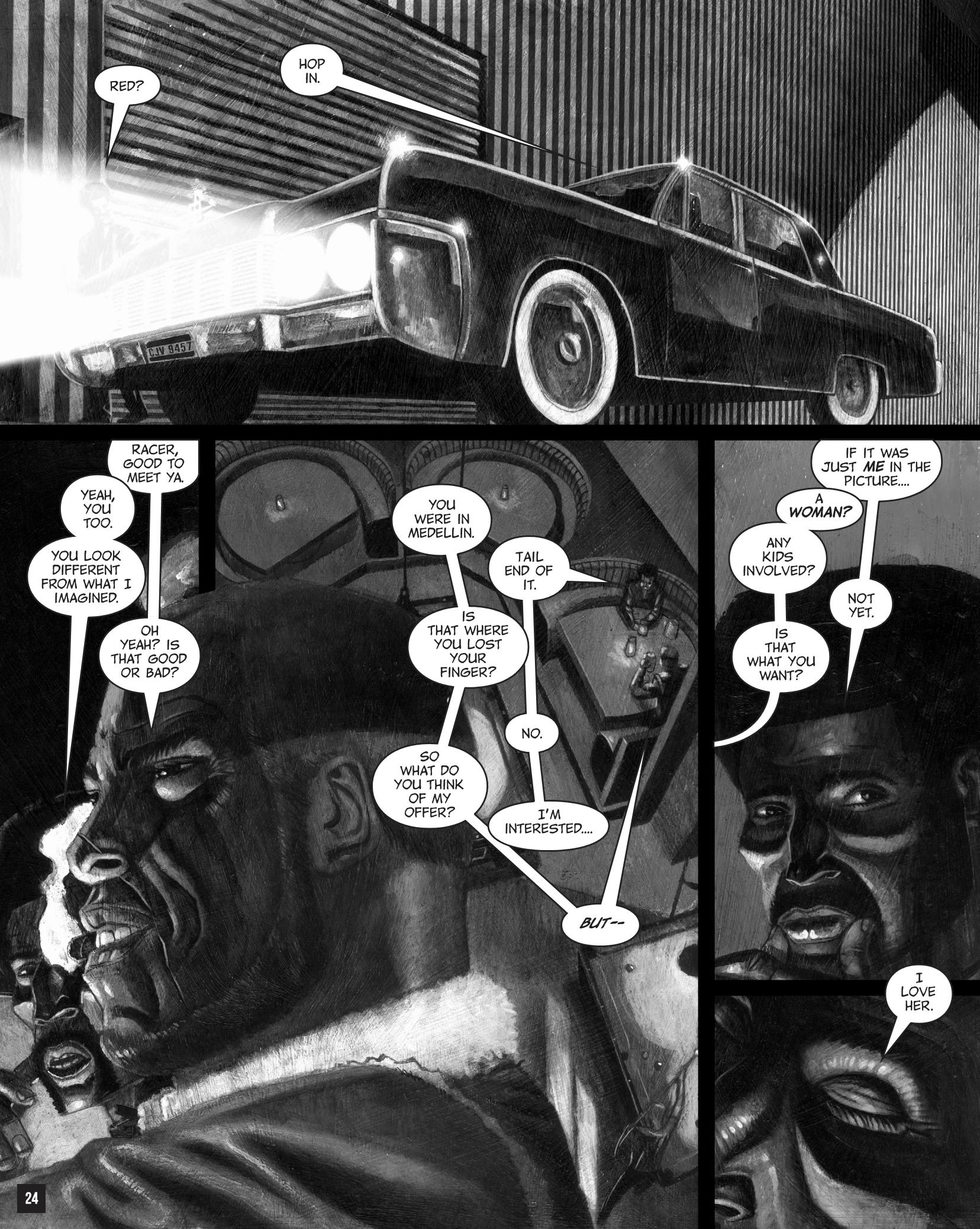 Godhead graphic novel review