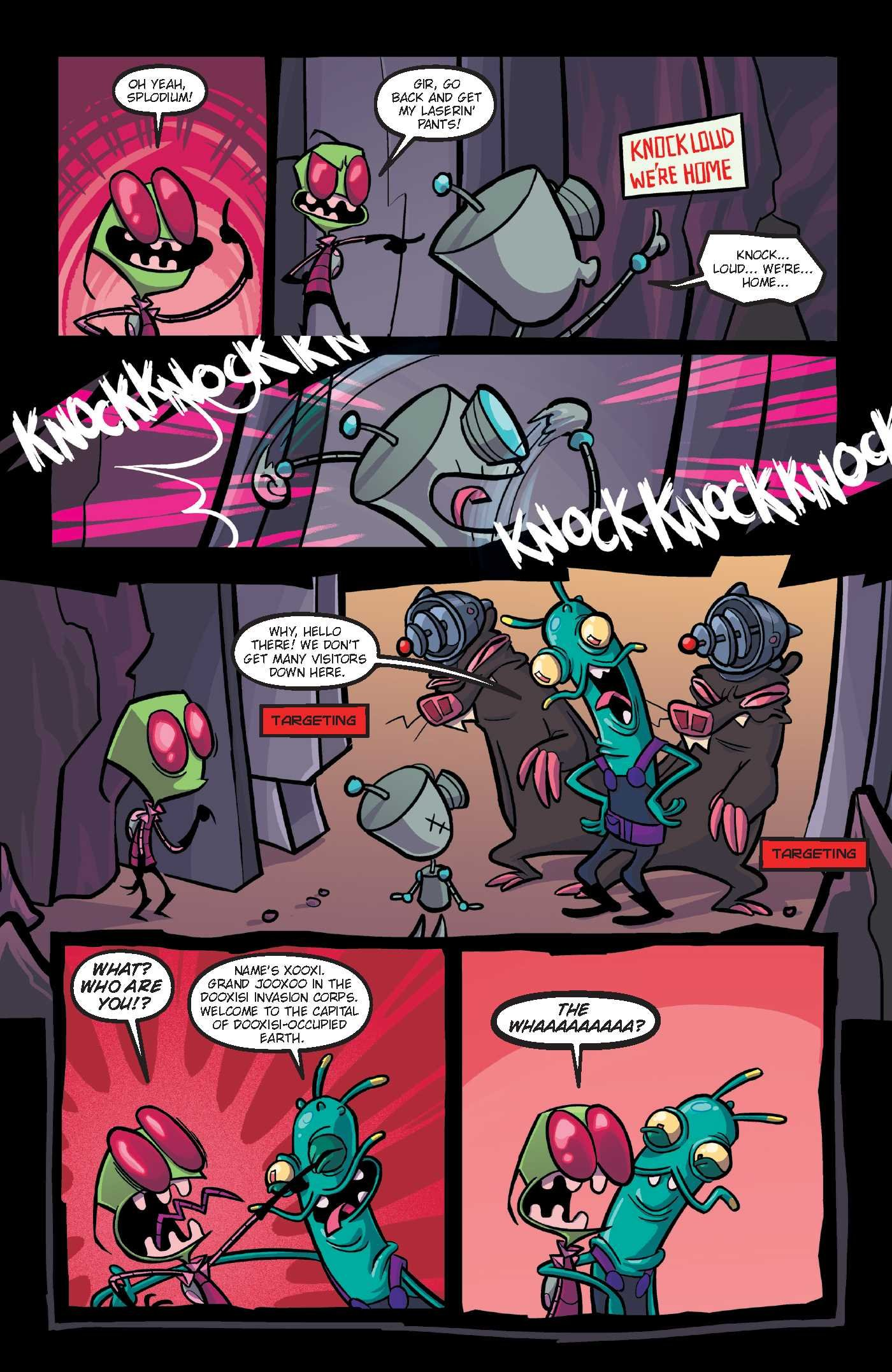 Invader Zim vol 6 review