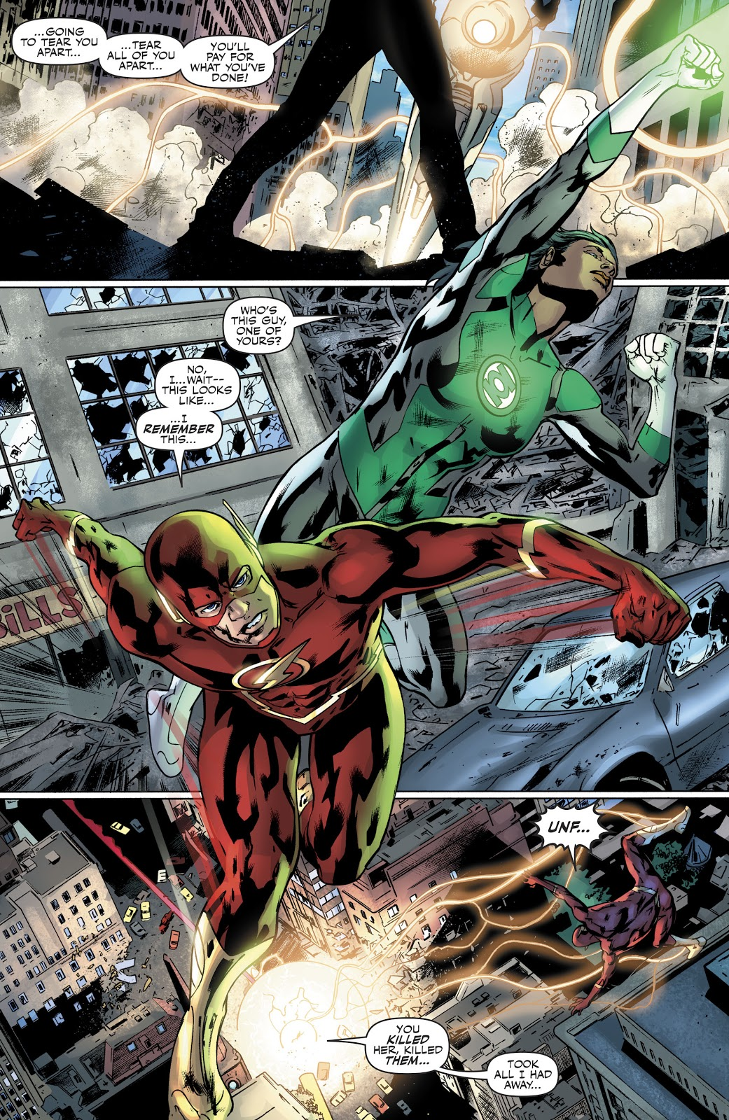 Justice League Endless review