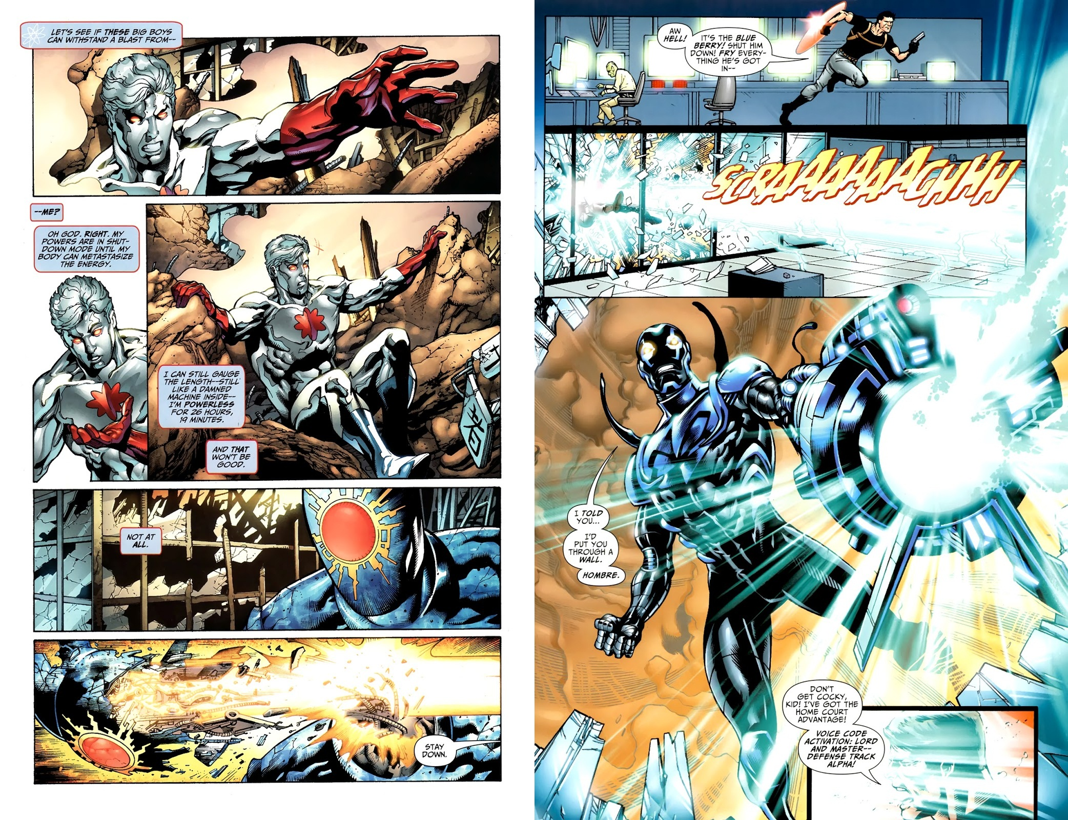 Justice League Generation Lost V2 review