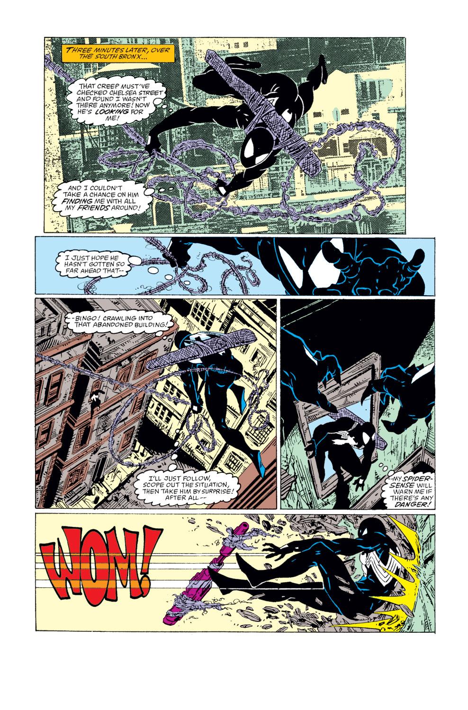 Spider-Man vs Venom review