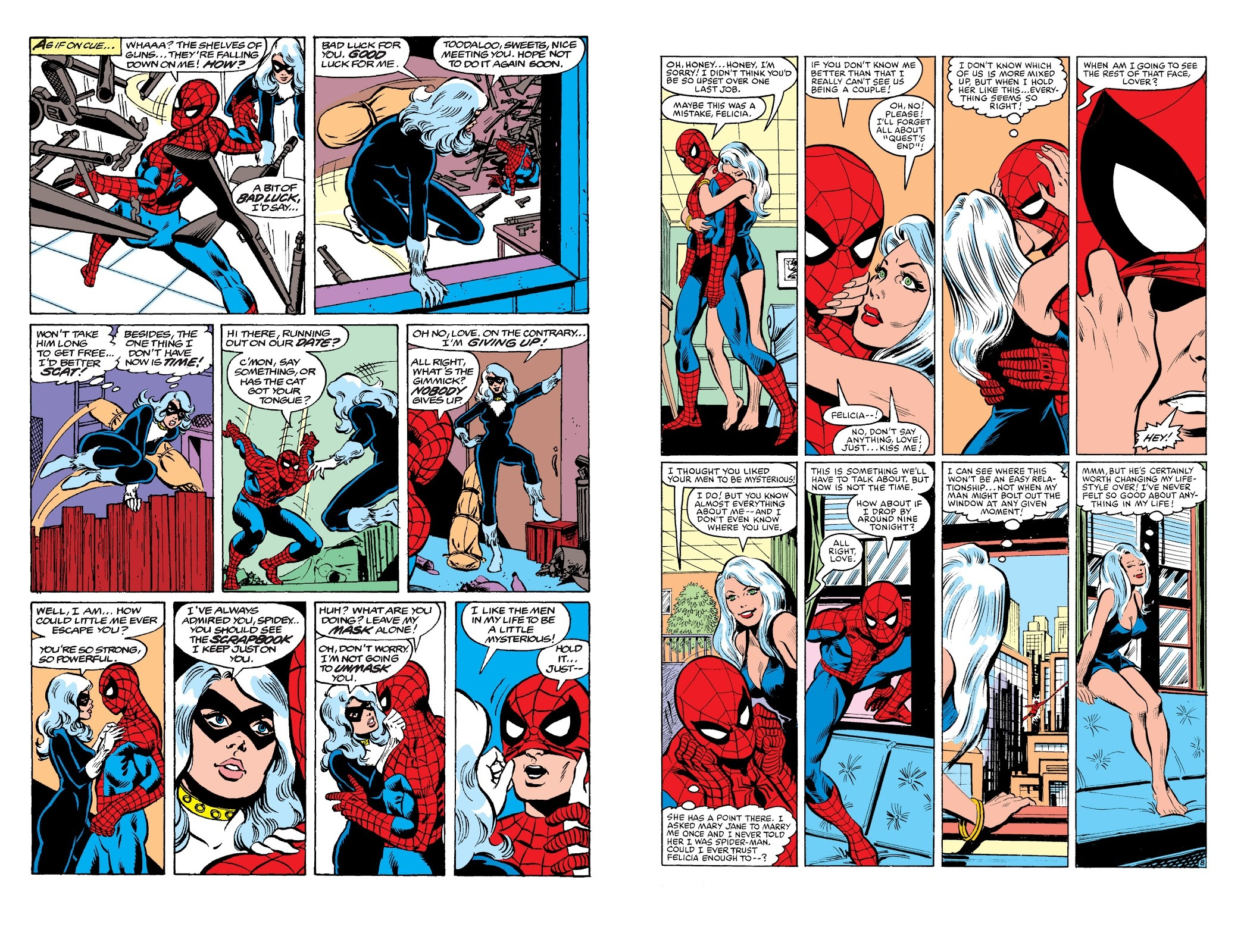 Spider-Man vs the Black Cat review