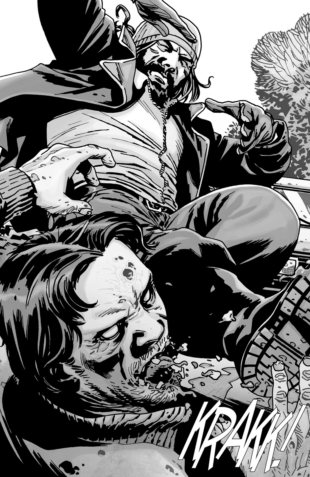 The Walking Dead Compendium 3 review