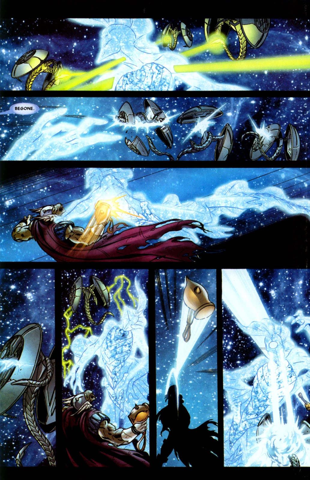 Stormbreaker The Saga of Beta Ray Bill review