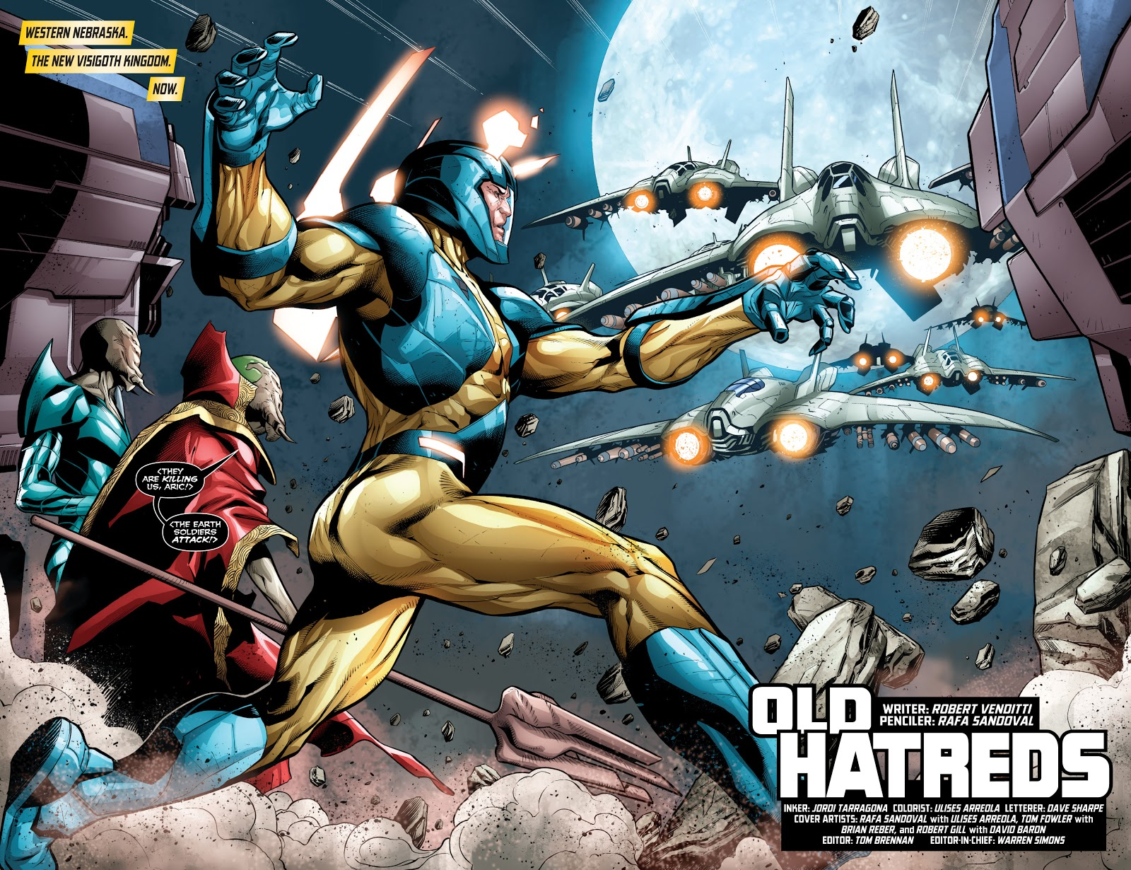 X-O Manowar Exodus review