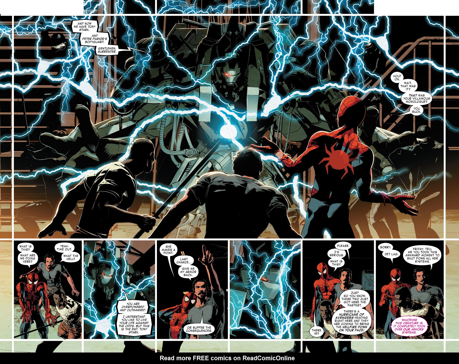 Invincible Iron Man by Brian Michael Bendis review