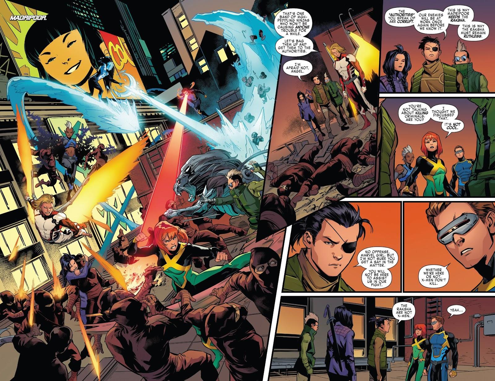 X-Men Blue Surviving the Experience review