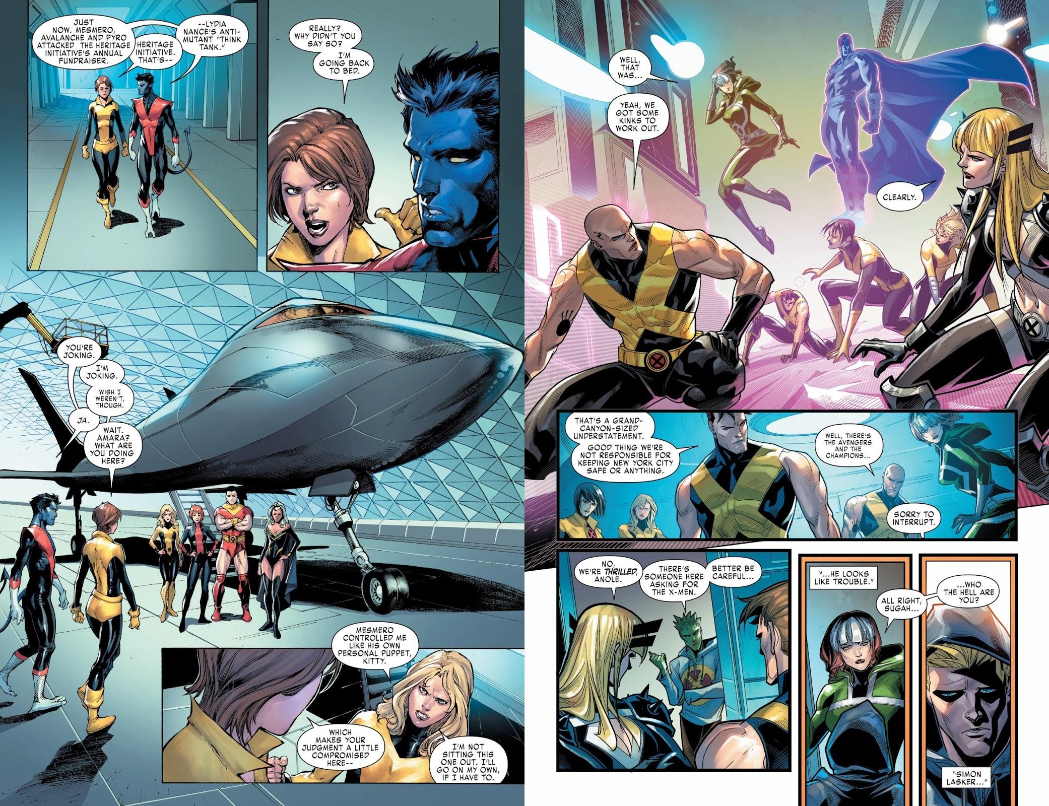 X-Men Gold Cruel and Unusual review
