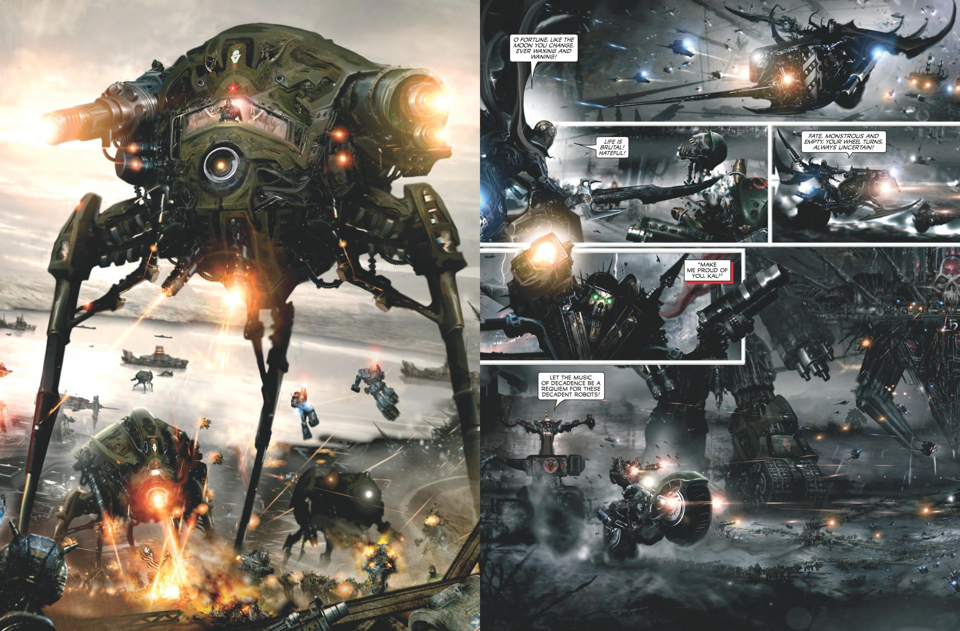 ABC Warriors Volgan War V2 review