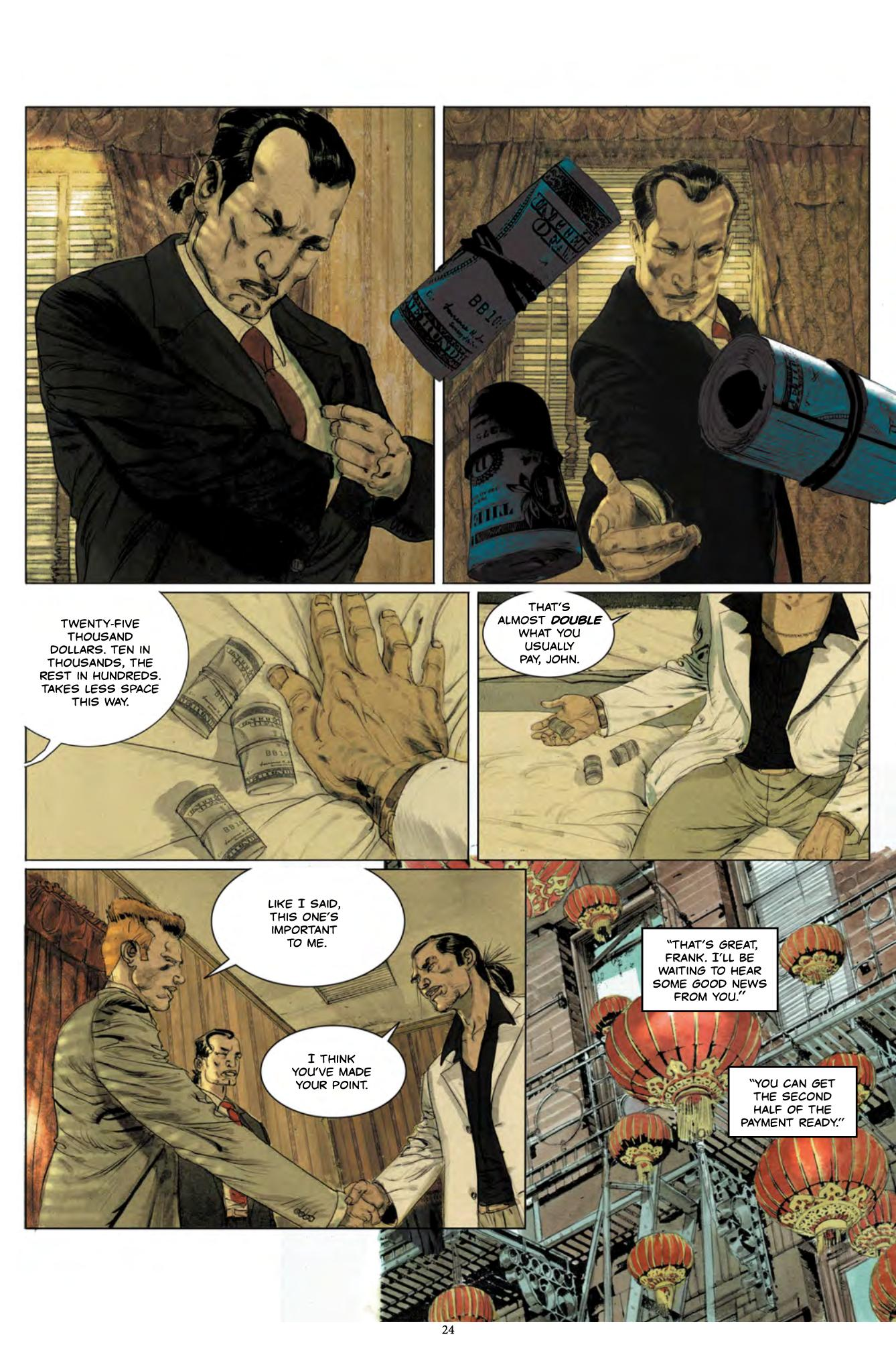 The Assignment graphic novel review