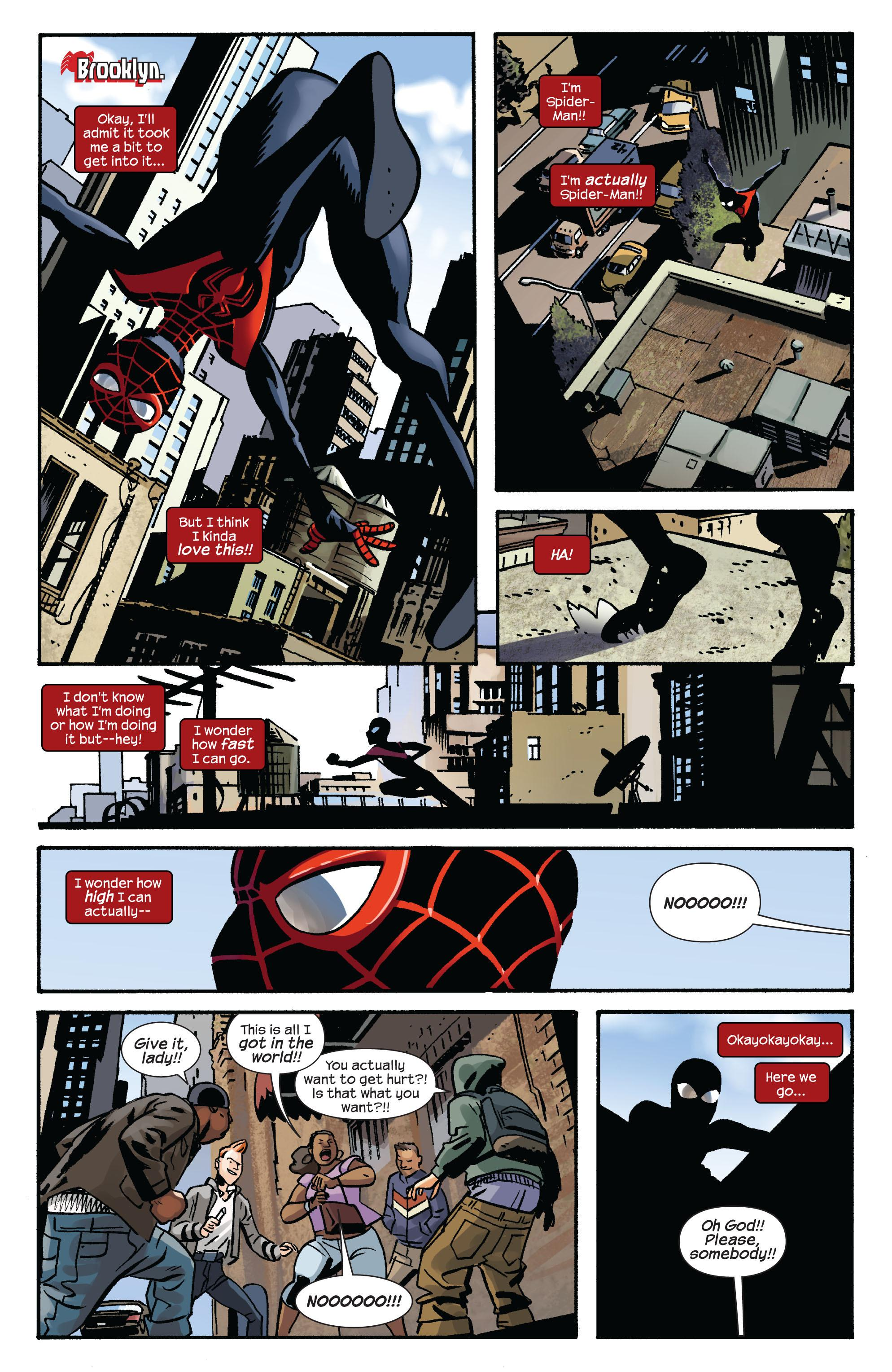 Ultimate Comics Spider-Man V2 review