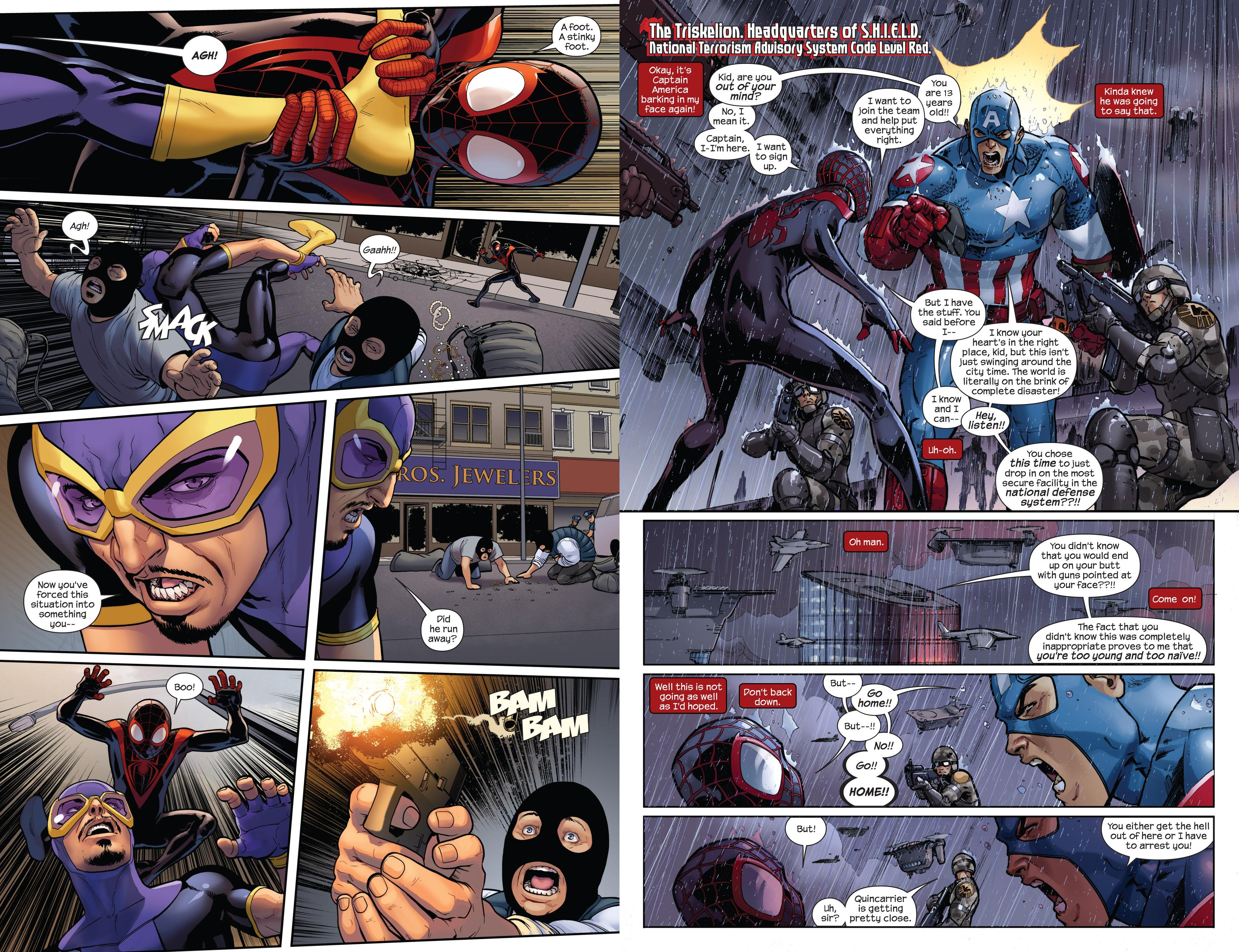 Ultimate Comics Spider-Man V3 review