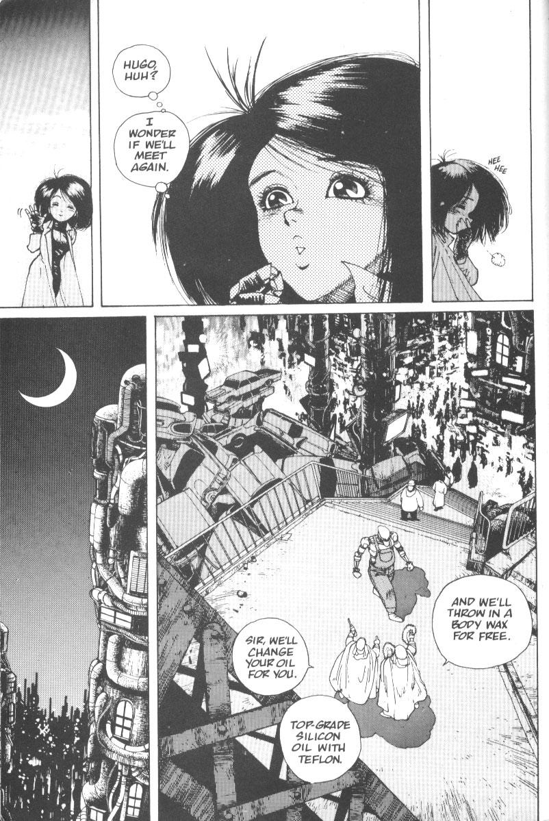 Battle Angel Alita V2 Tears of an Angel review