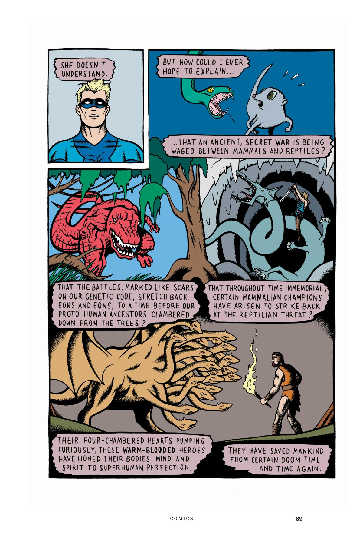 Compulsive Comics review