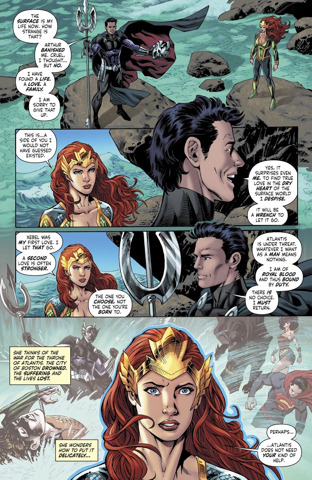 Mera Queen of Atlantis review