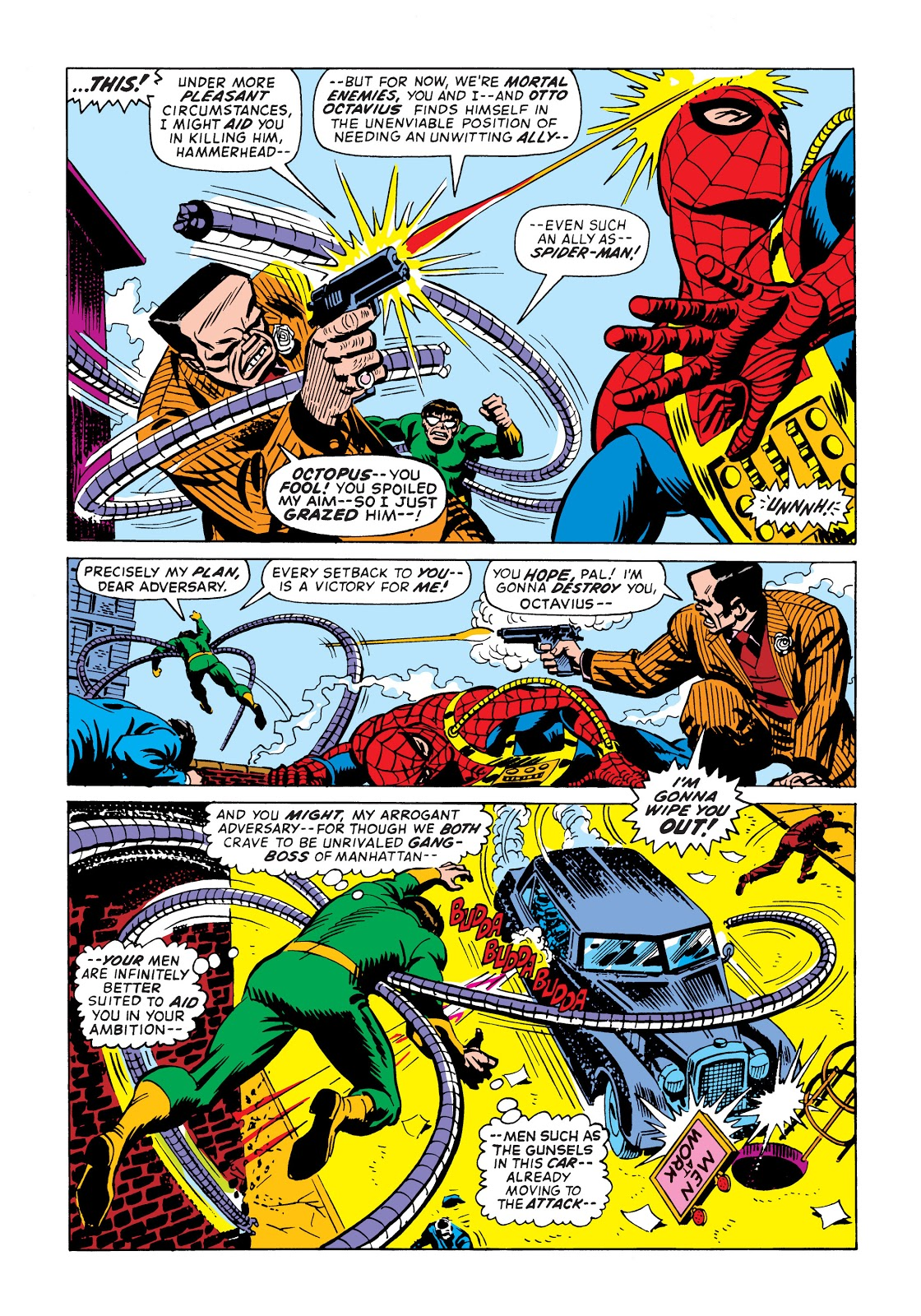 Marvel Masterworks Spider-Man vol 12 review