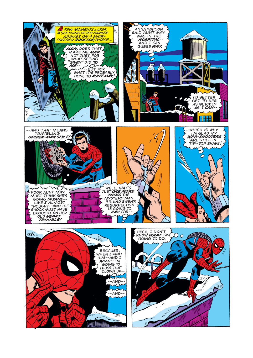 Marvel Masterworks Spider-Man vol 14 review