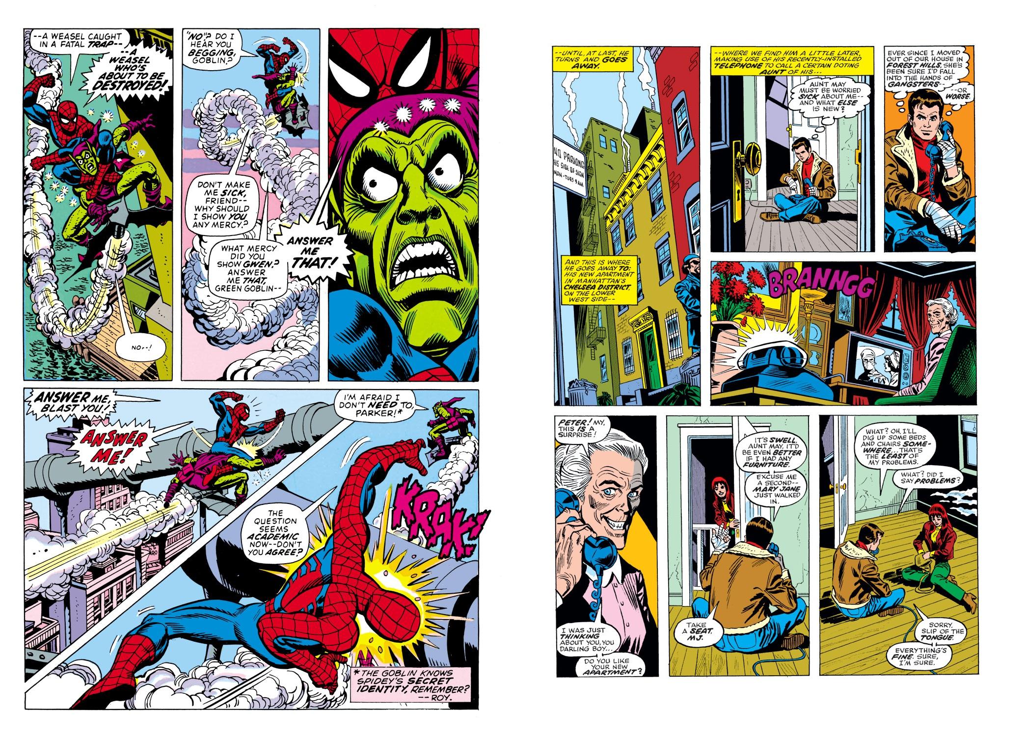 Amazing Spider-Man Omnibus 4 review