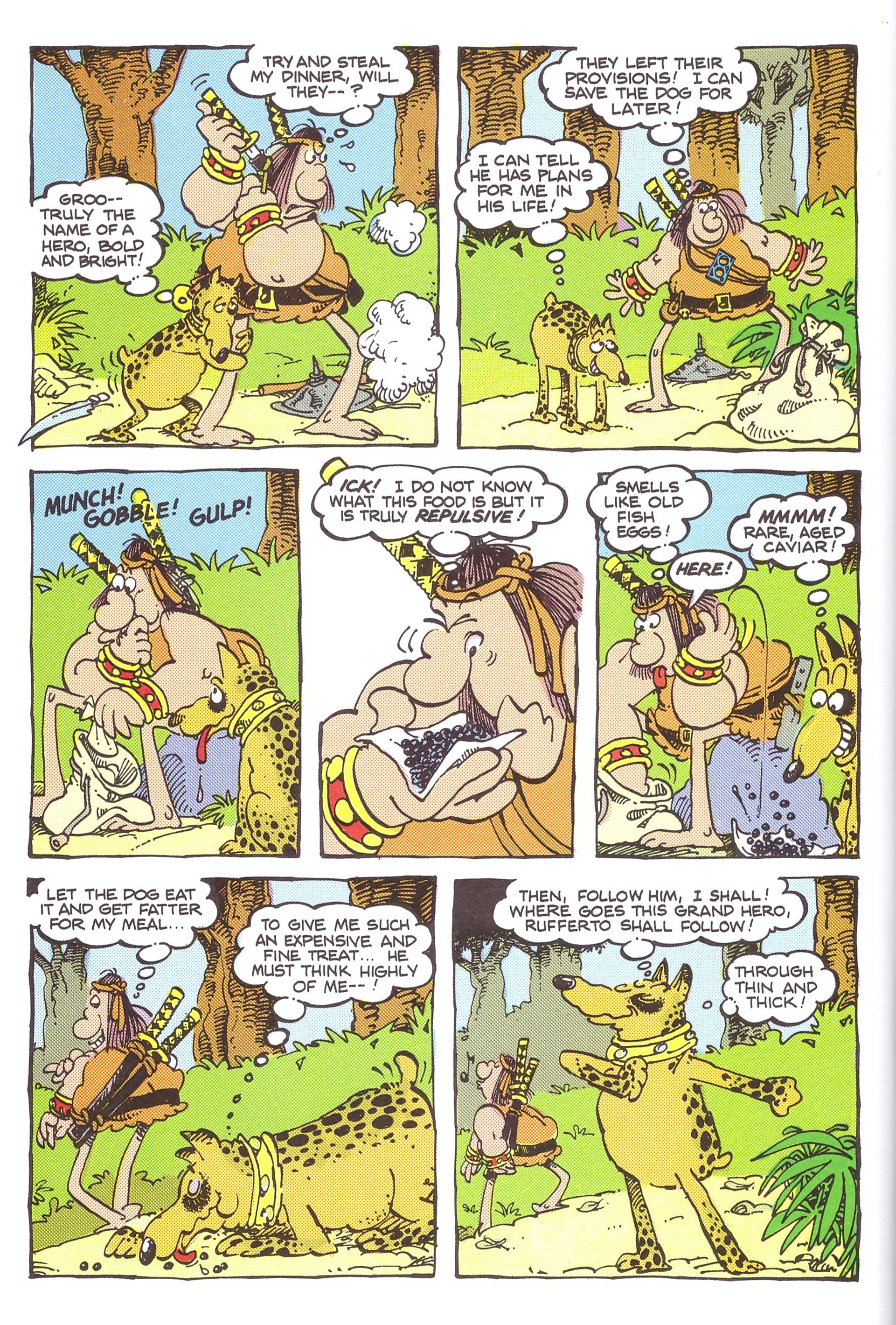 The Groo Houndbook review