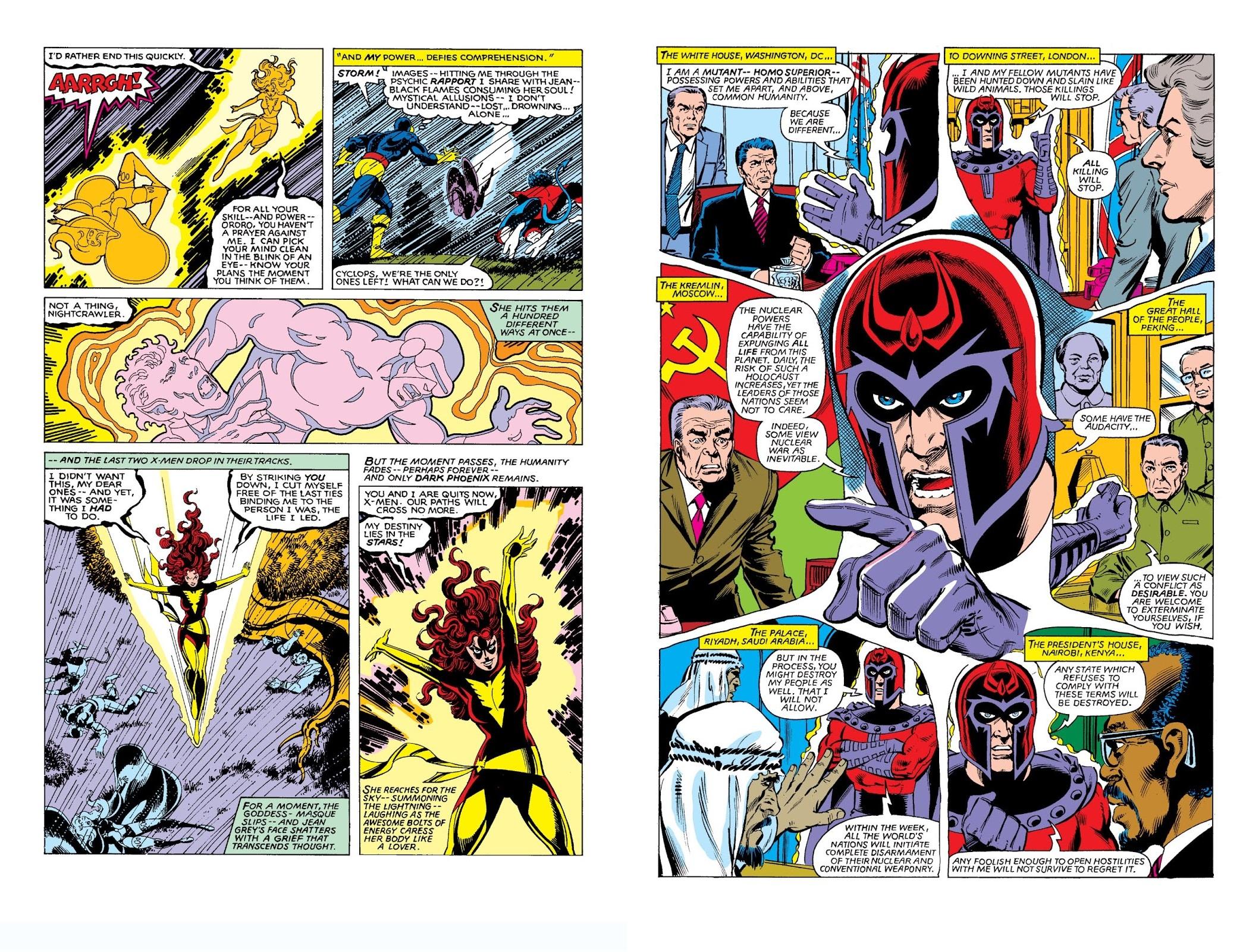 Uncanny X-Men Omnibus 2 review