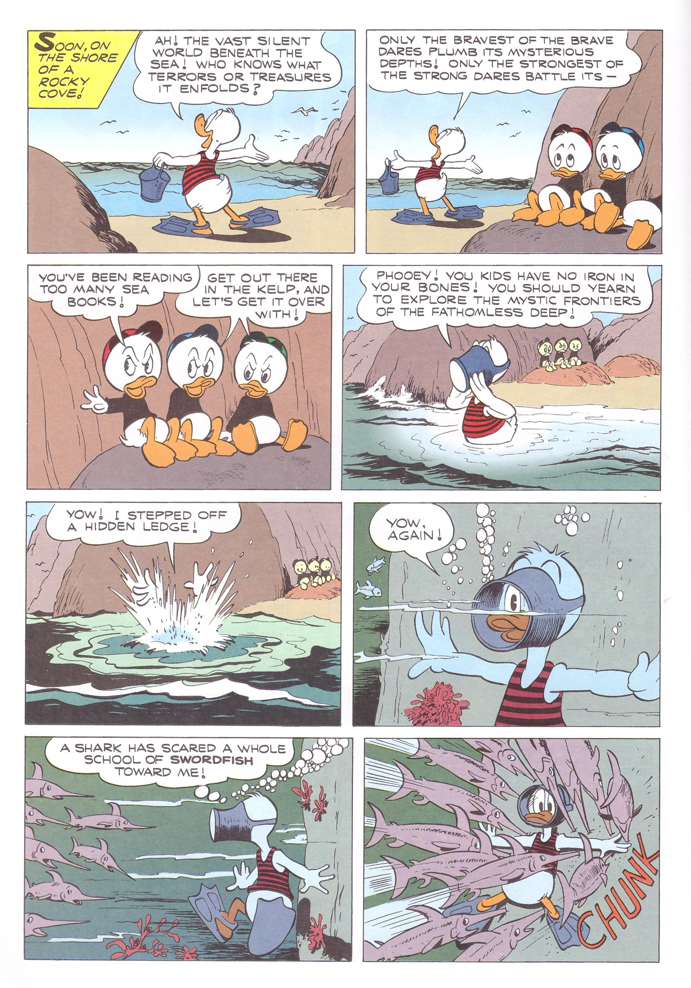 Walt Disney Comics and Stories by Carl Barks review