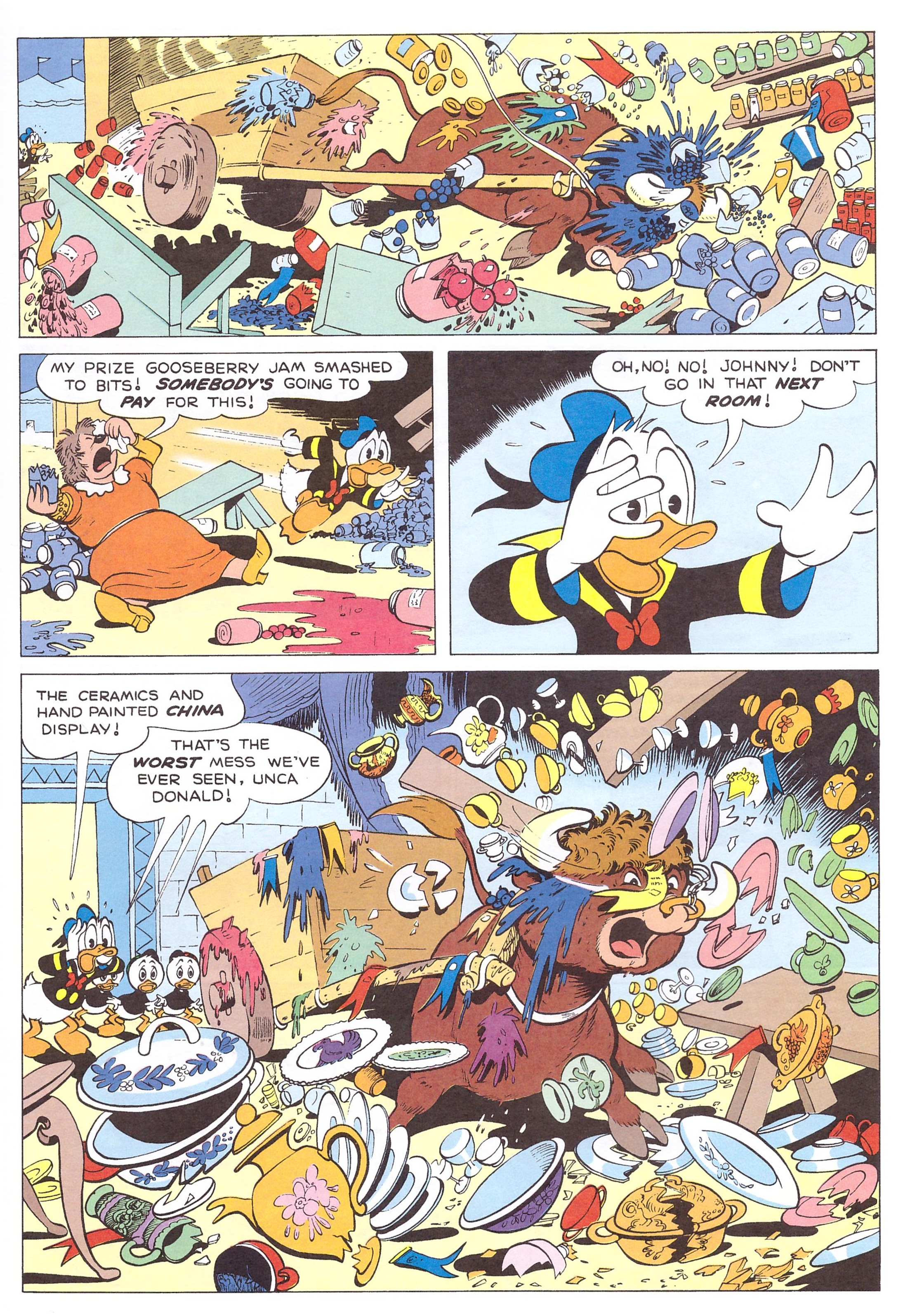 Walt Disney Comics and Stories by Carl Barks 29 review