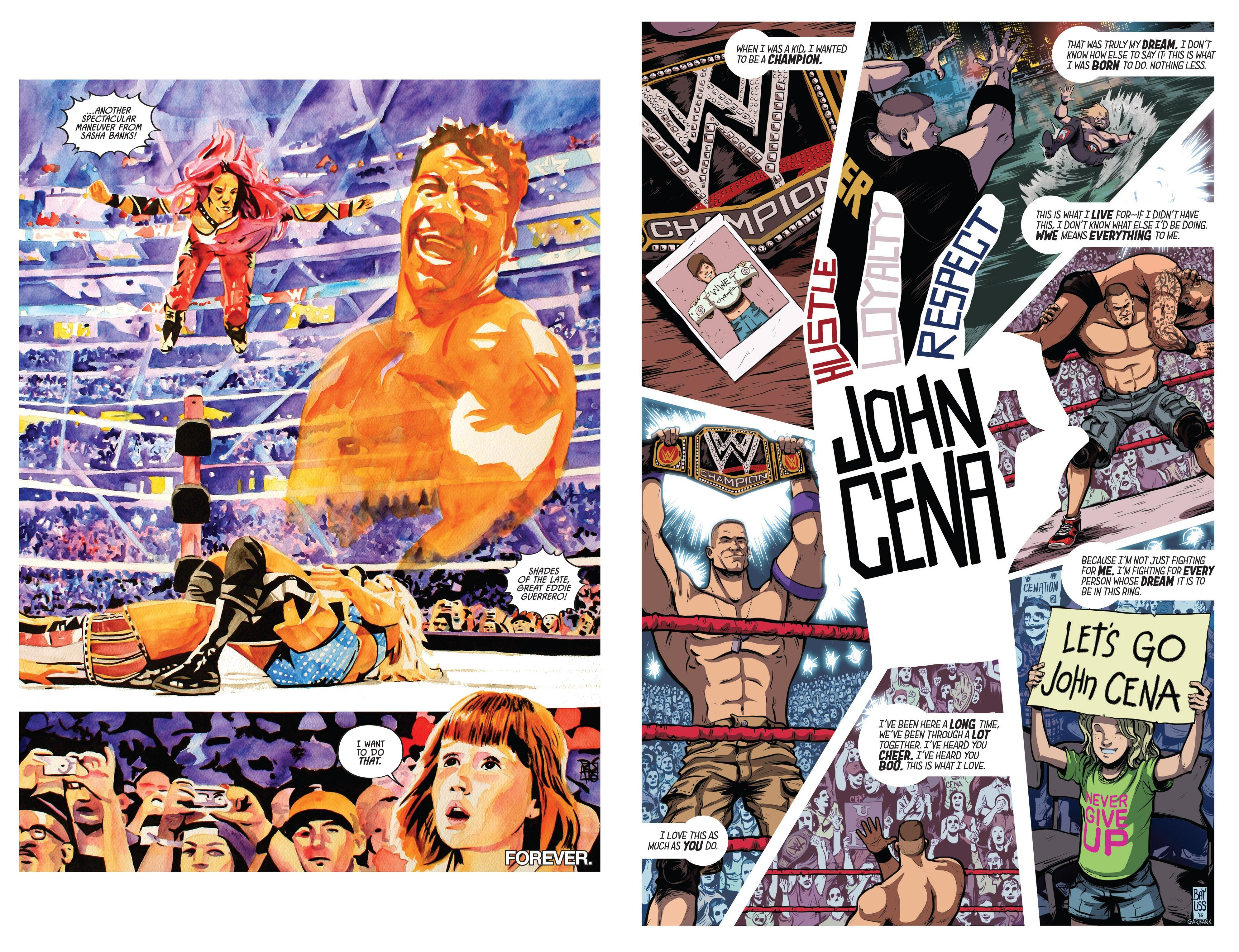 WWE - Then. Now. Forever V1 review