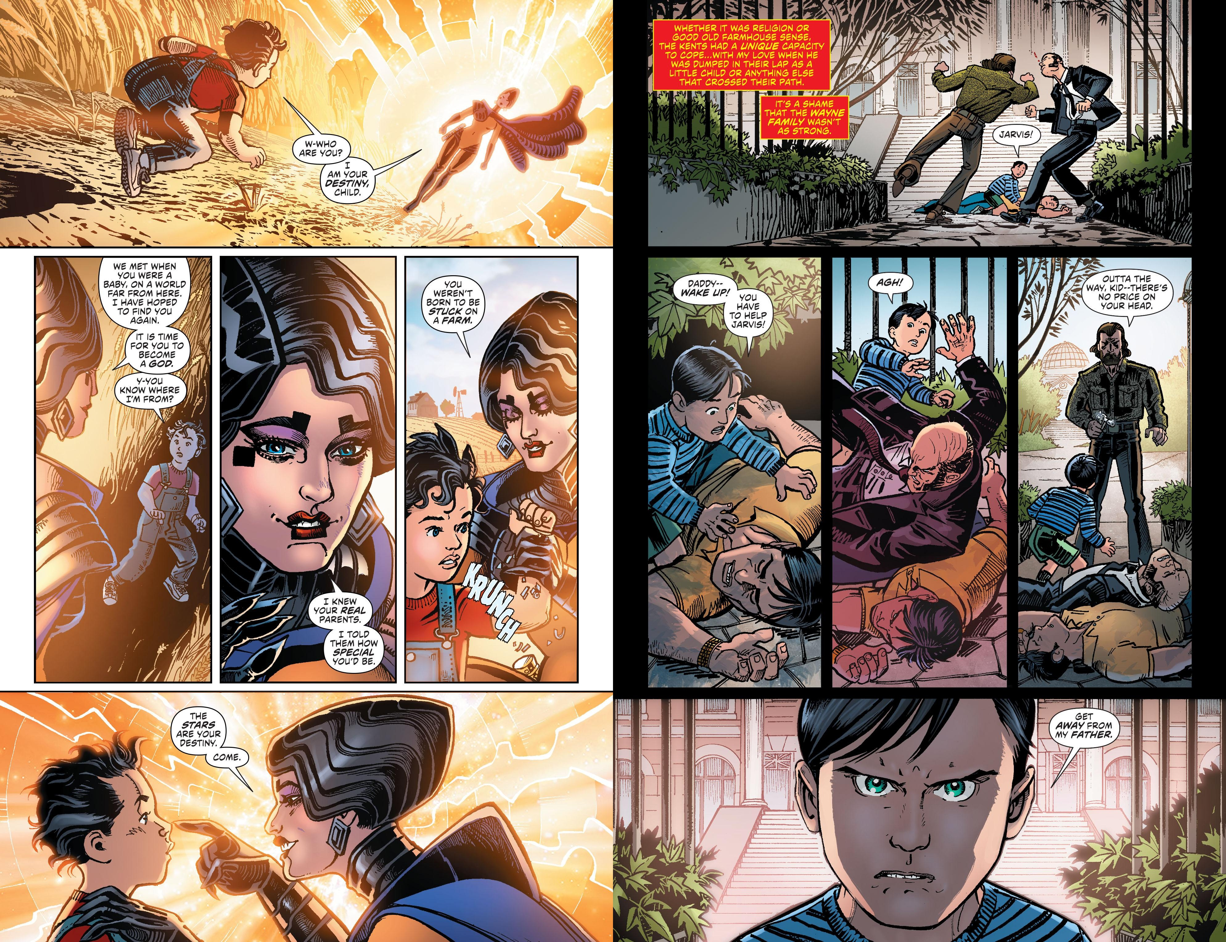 Worlds' Finest v06 - The Secret History of Superman and Batman review