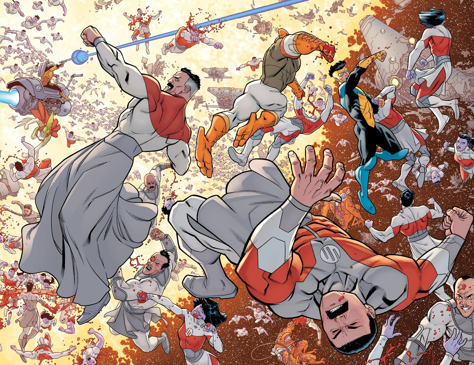 Invincible 24 The End of all Things review