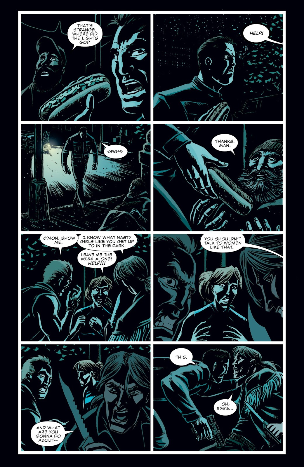 The Punisher King of the New York Streets review