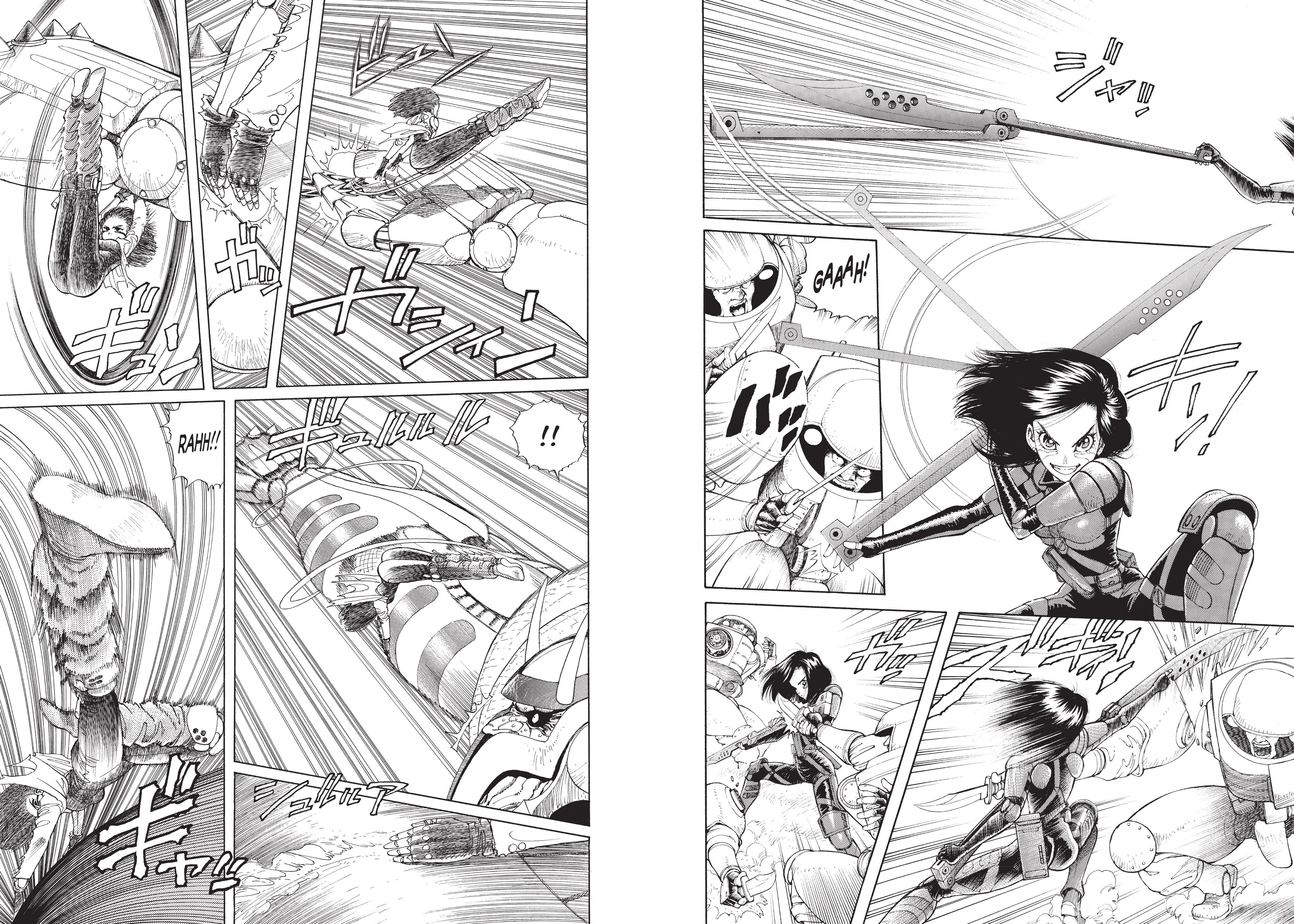 Battle Angel Alita Deluxe Edition Box set review