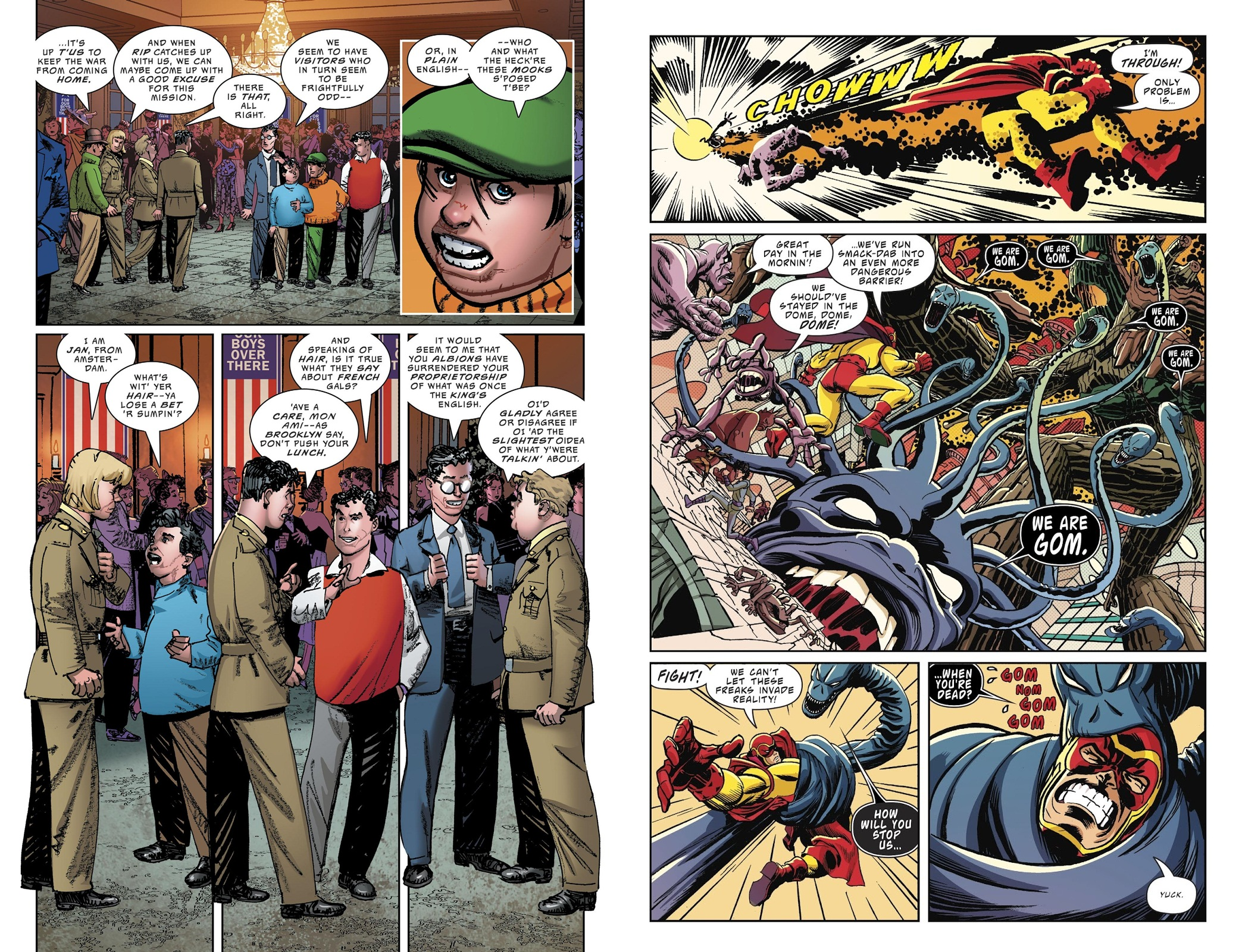 Jack Kirby 100th Celebration Collection review