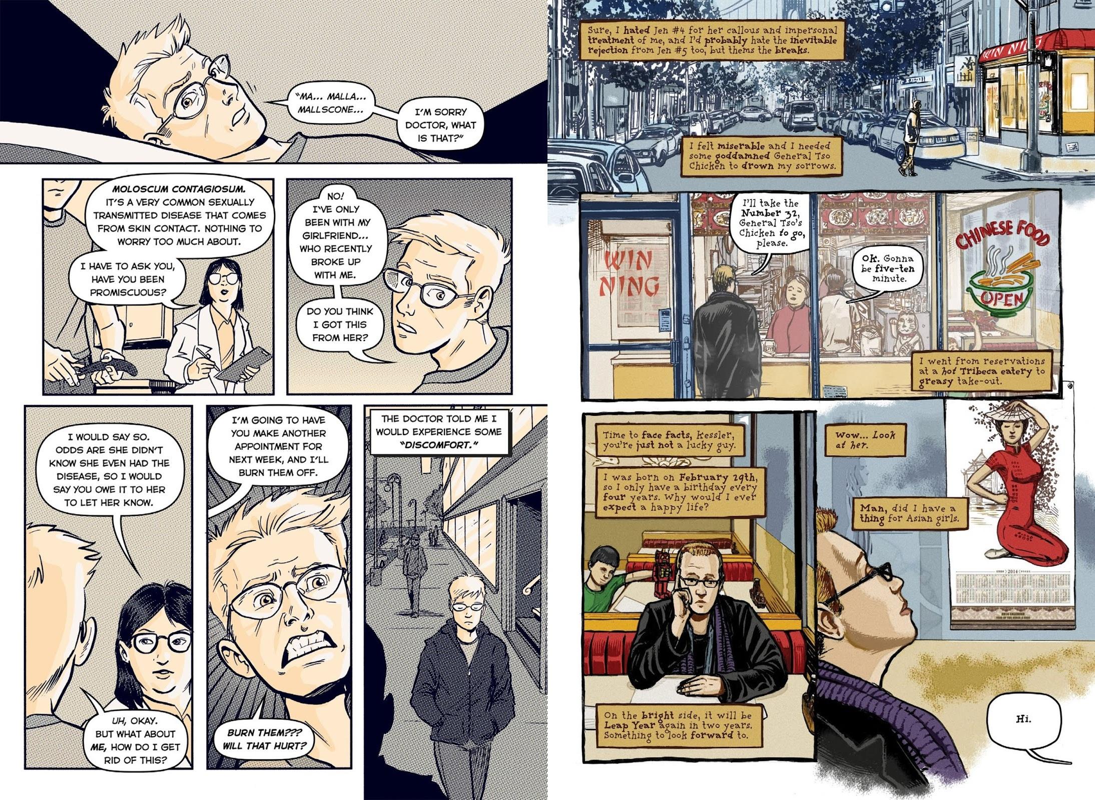 Schmuck graphic novel review