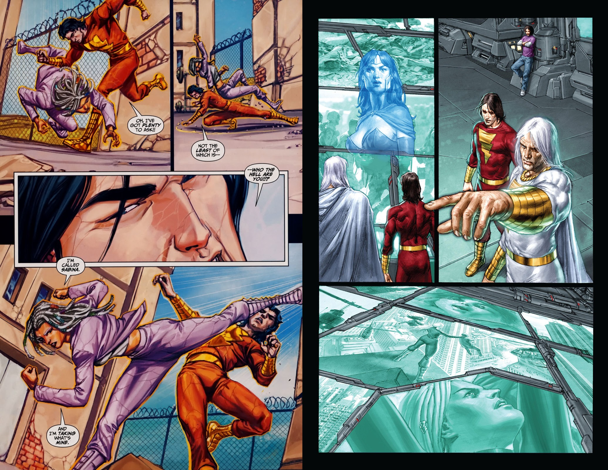 The Trials of Shazam review