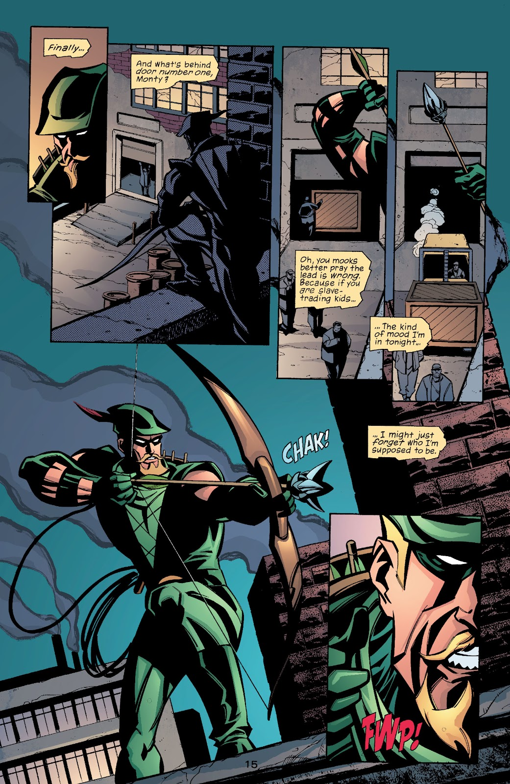 Green Arrow by Kevin Smith review