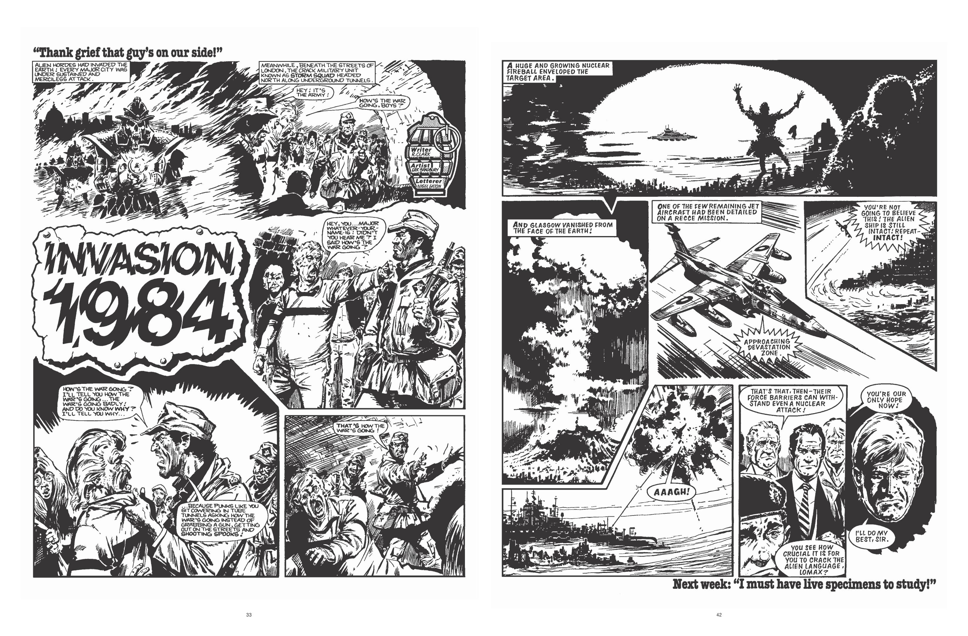 Invasion 1984 review