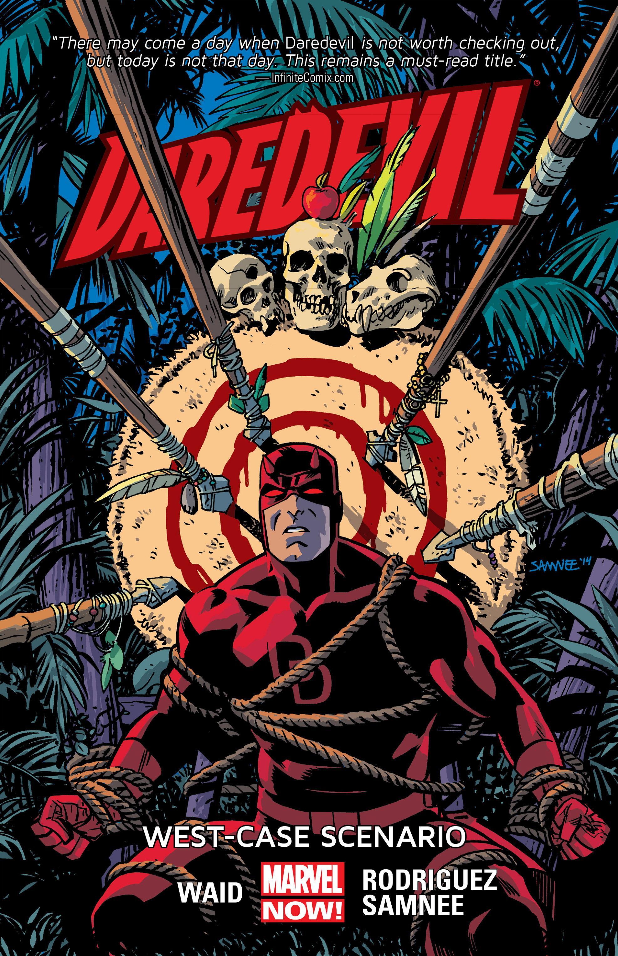 Daredevil By Mark Waid Vol. 4 (Daredevil Graphic Novel)