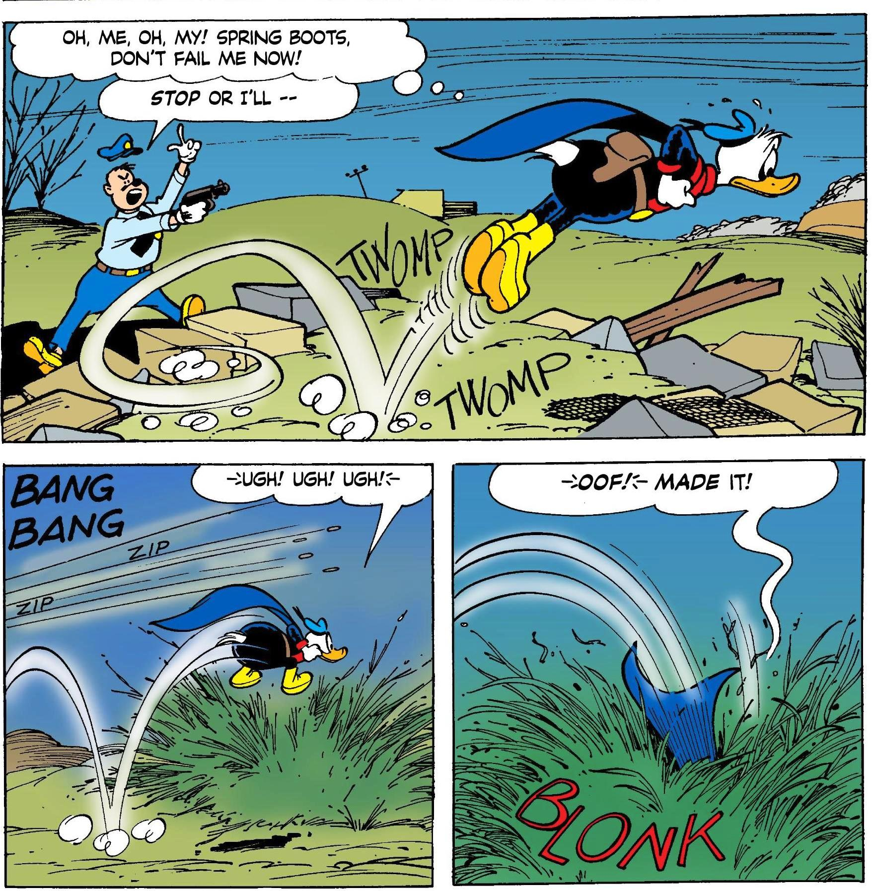 Disney Masters 8 Donald Duck Duck Avenger Strikes Again Romano Scarpa Carl Barks Review