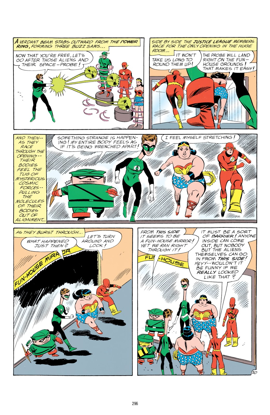 Justice League of America Archives v2 review