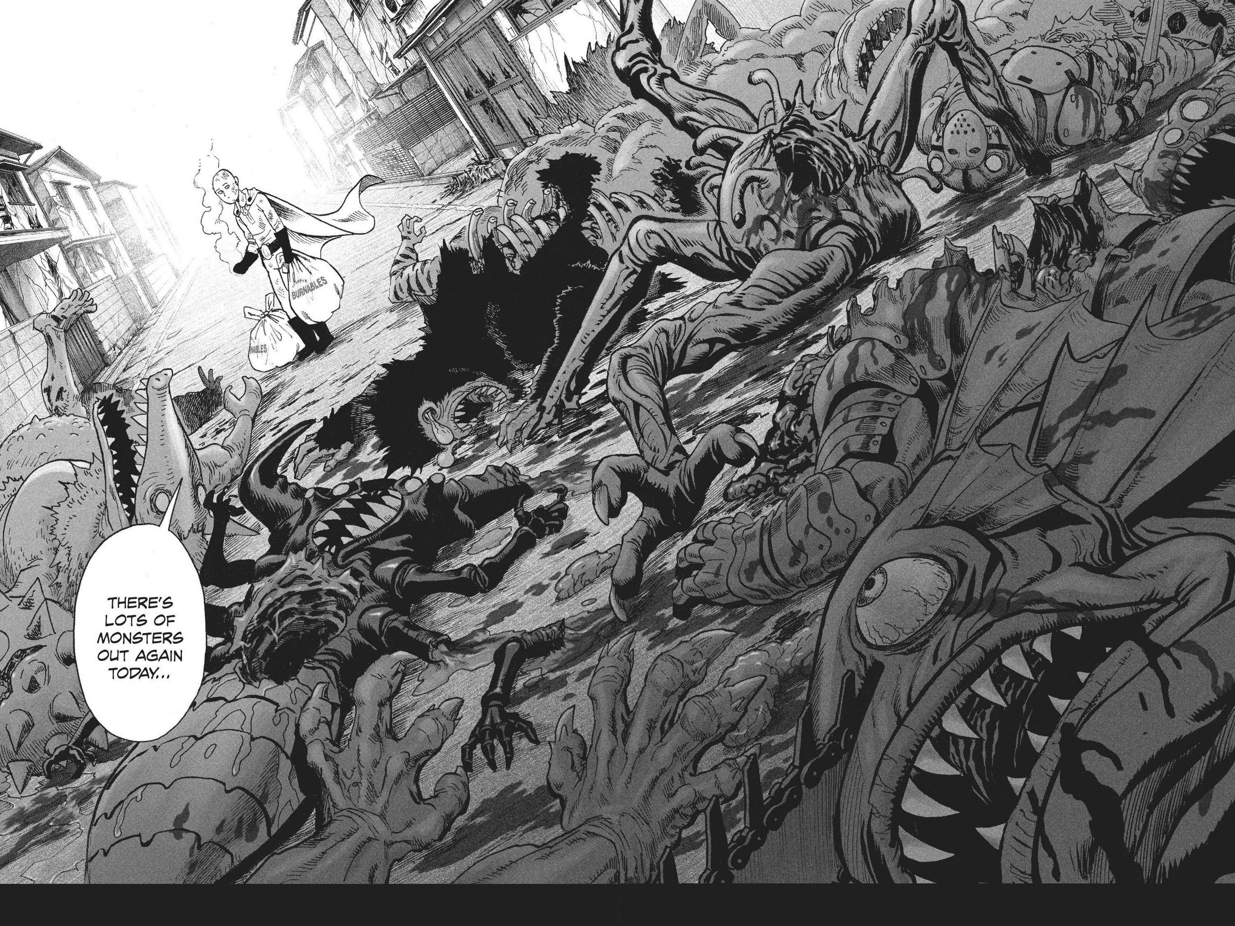 One-Punch Man V15 review