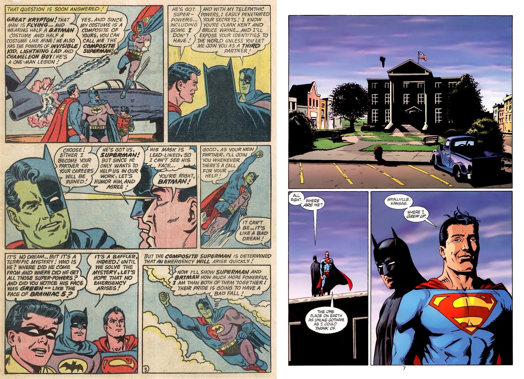 Superman Batman The Greatest Stories Ever Told review